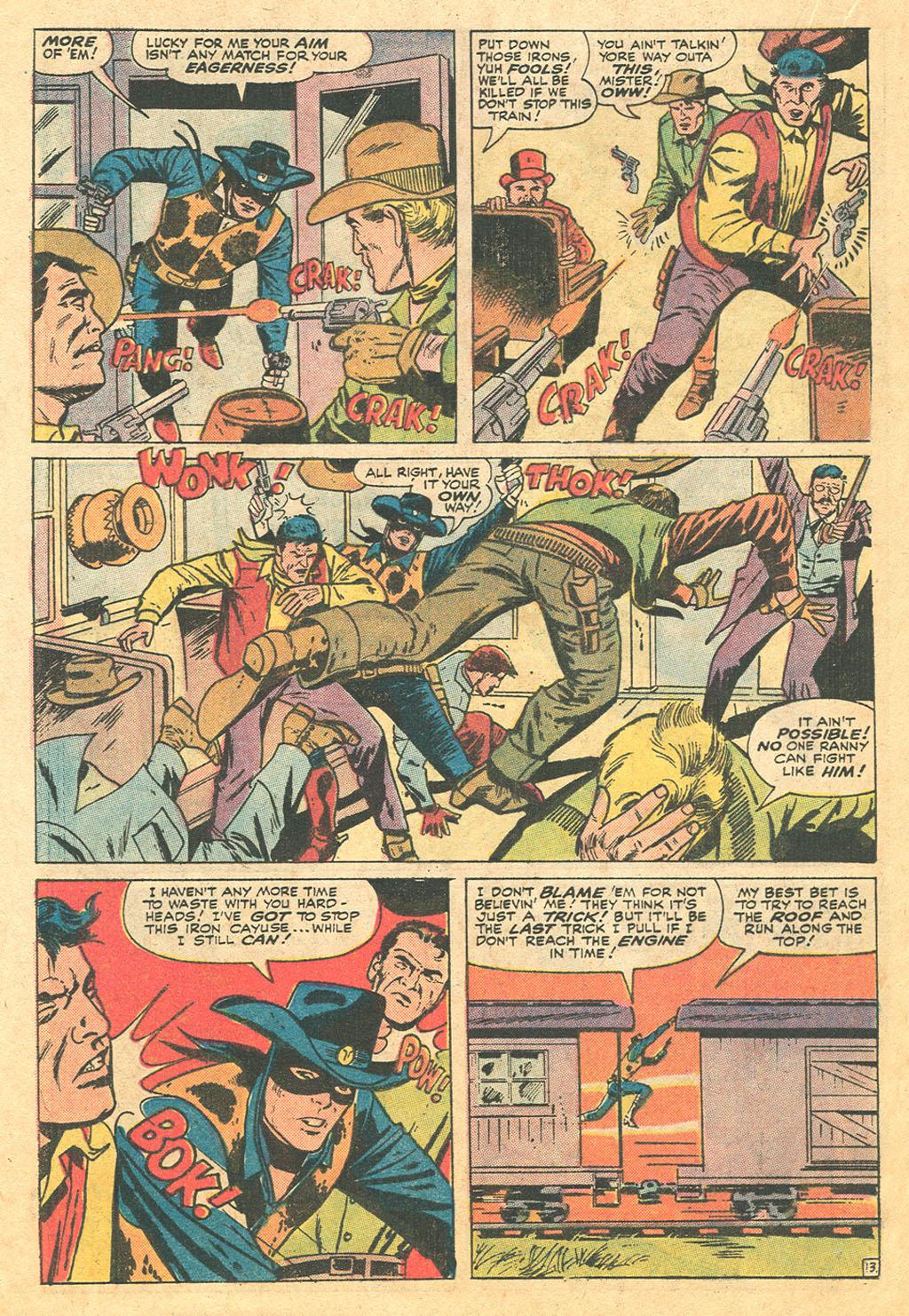 Read online Two-Gun Kid comic -  Issue #110 - 20