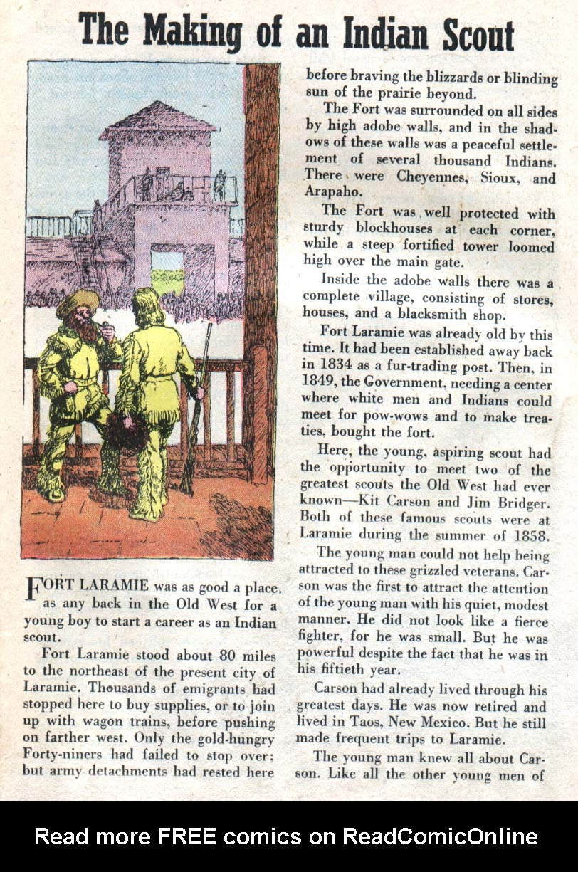 Read online All-Star Western (1951) comic -  Issue #91 - 18