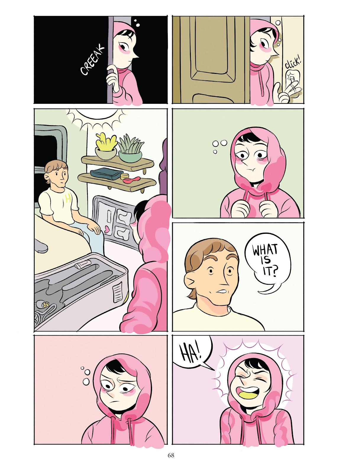 Read online Girl Town comic -  Issue # TPB (Part 1) - 68
