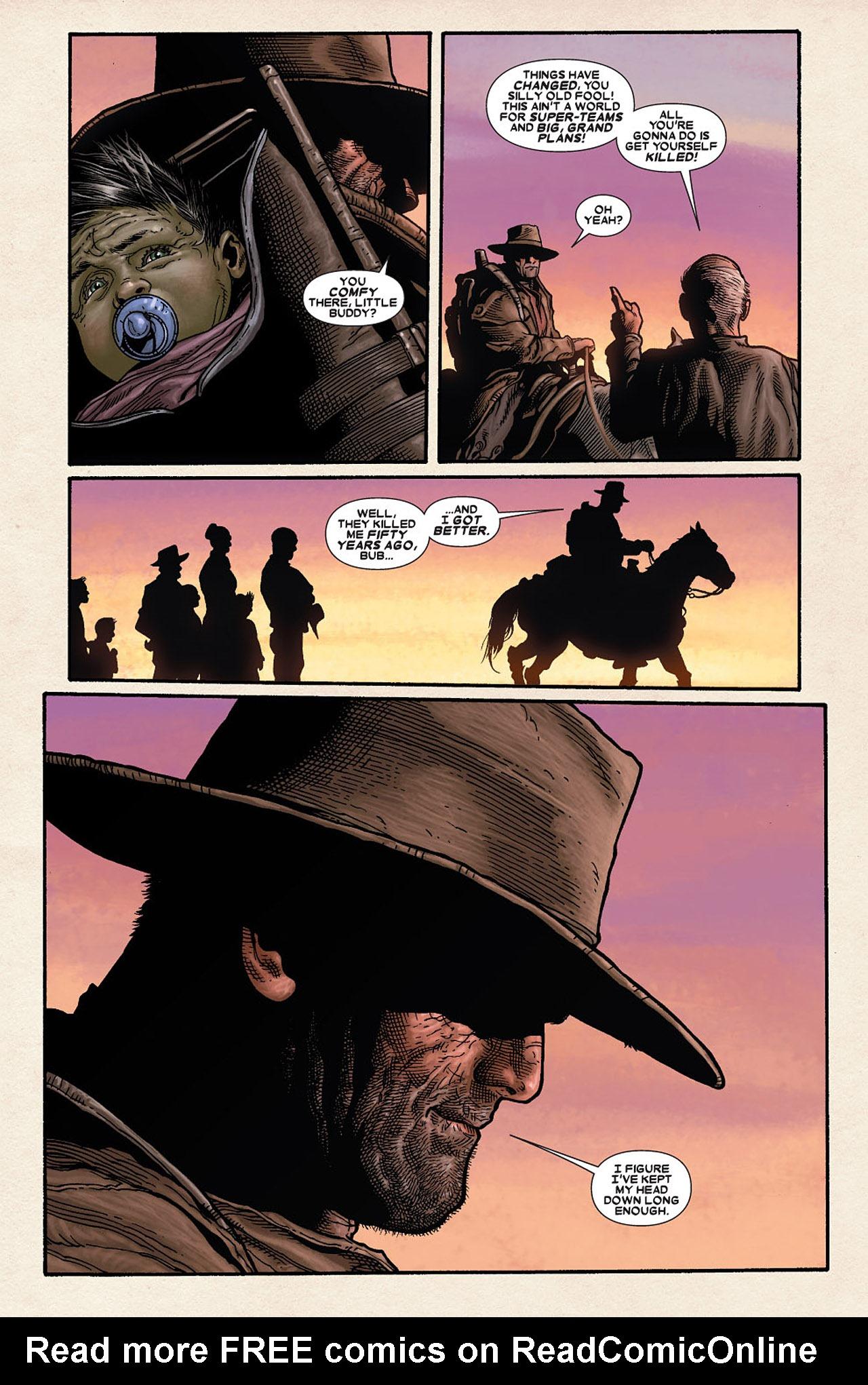 Read online Wolverine: Old Man Logan comic -  Issue # Full - 195
