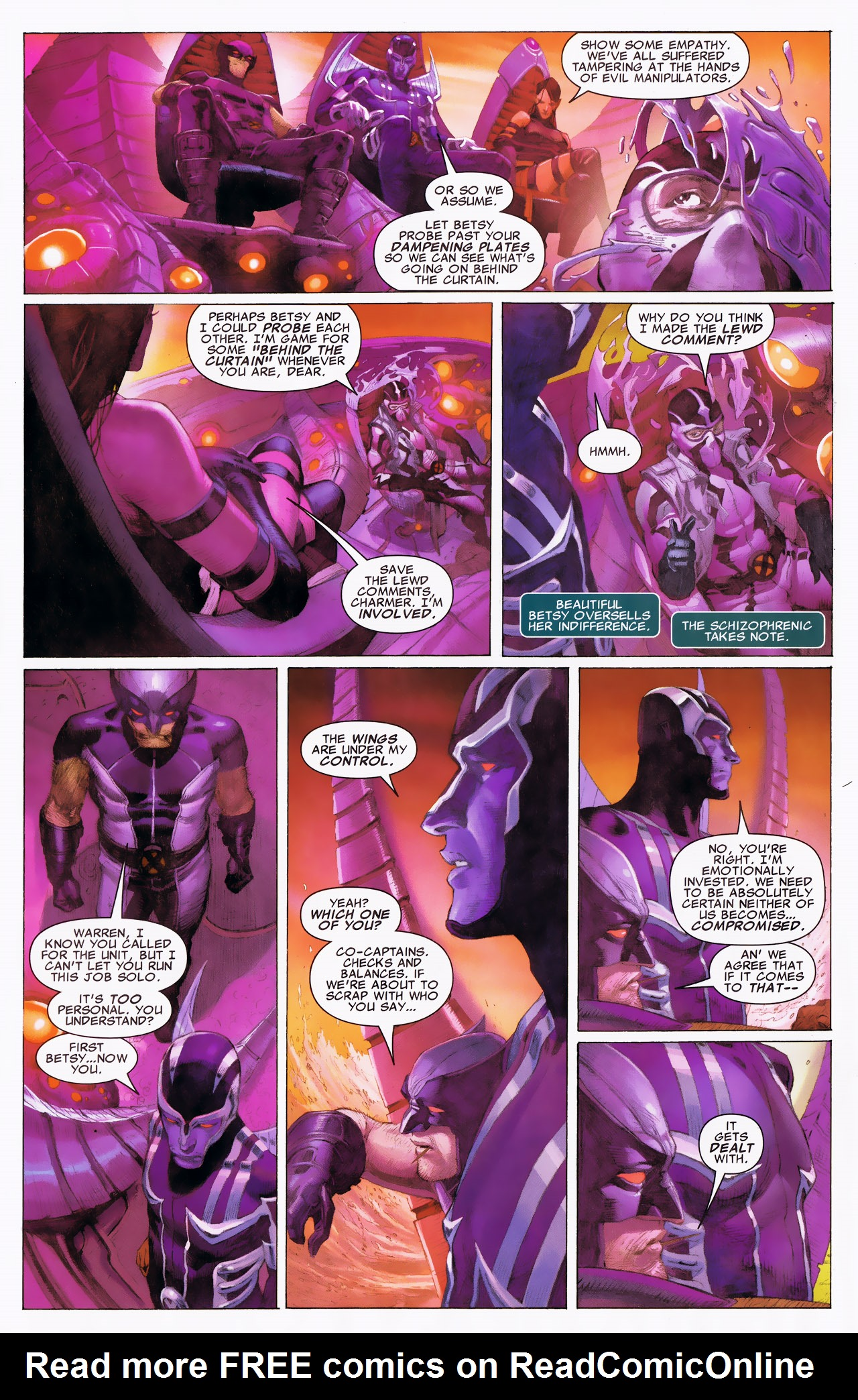 Read online Uncanny X-Force: The Apocalypse Solution comic -  Issue # Full - 16