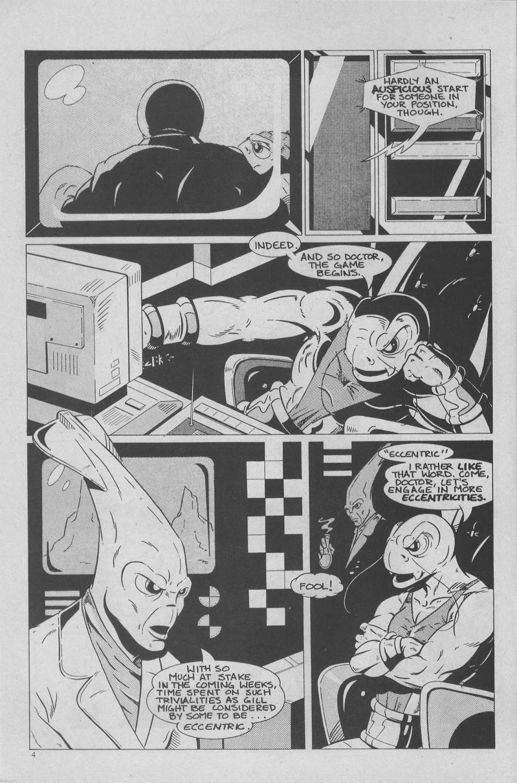 The Fish Police issue 3 - Page 6