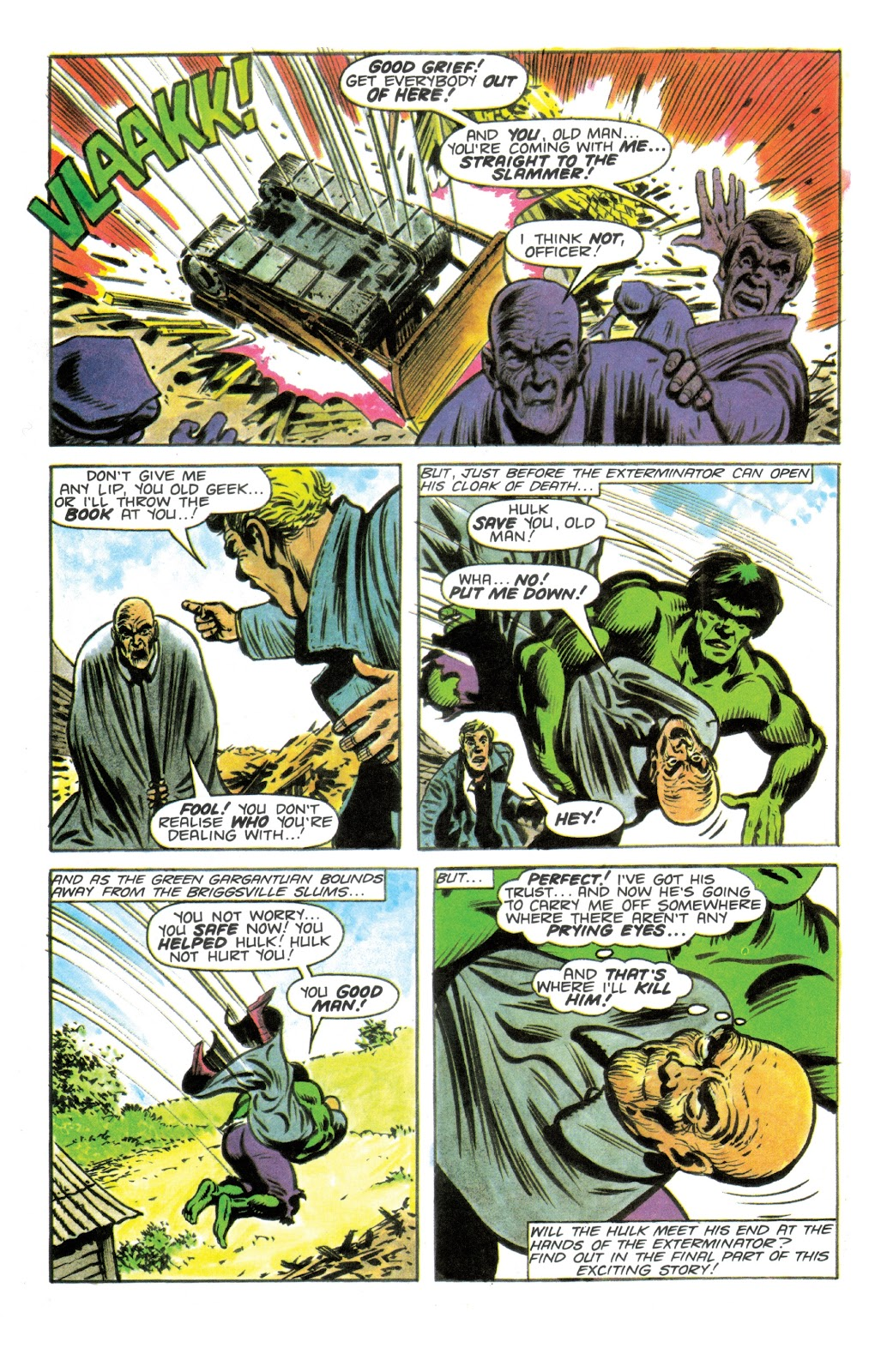 Read online Hulk: From The Marvel UK Vaults comic -  Issue # TPB (Part 2) - 48