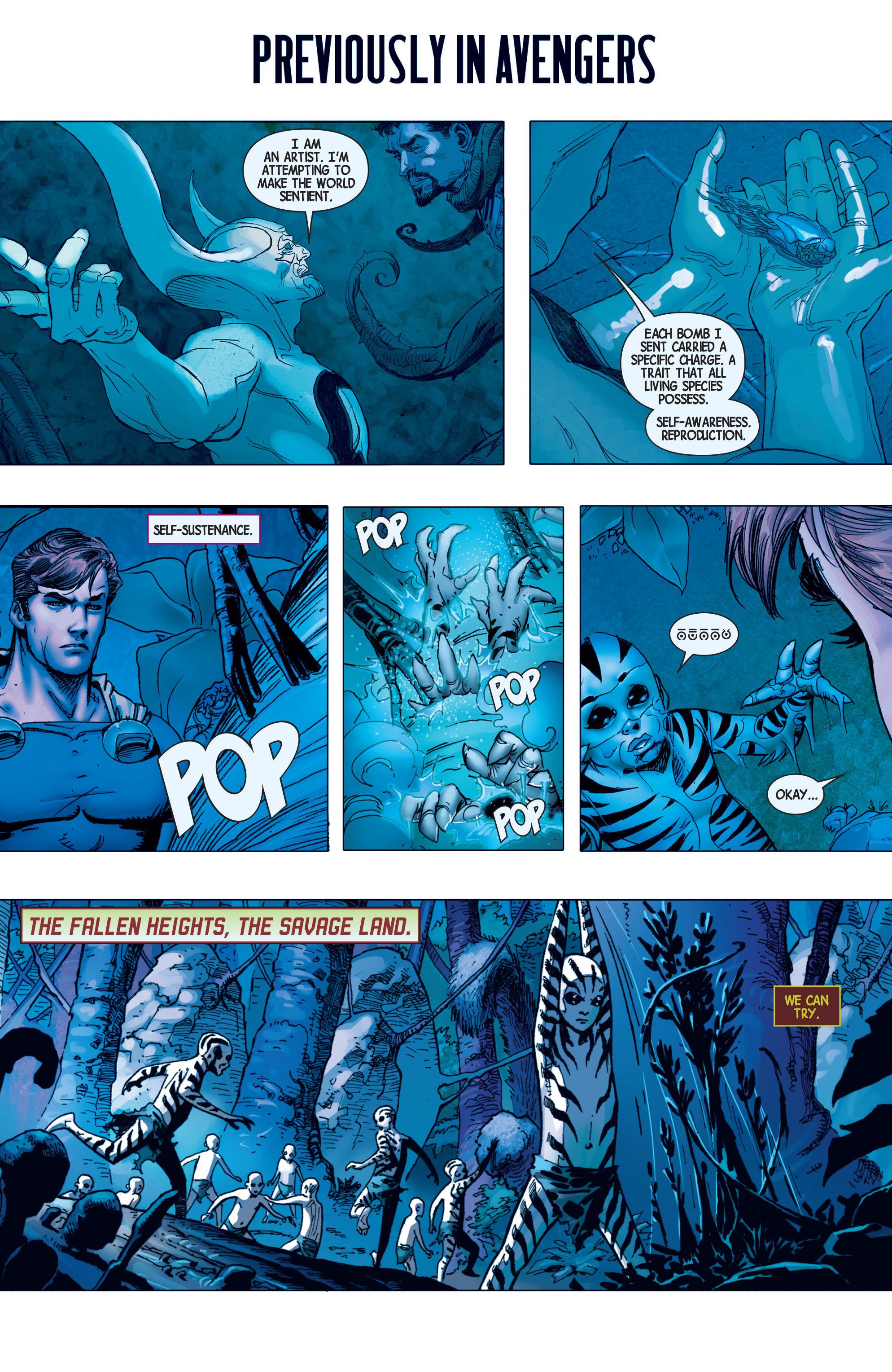 Read online Avengers (2013) comic -  Issue #Avengers (2013) _TPB 3 - 4