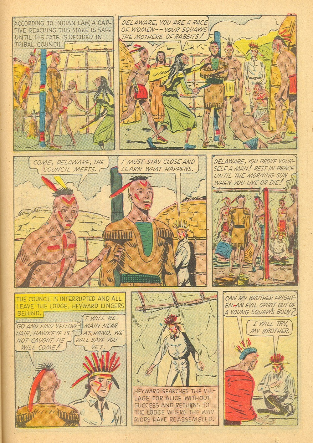 Classics Illustrated issue 4 - Page 43