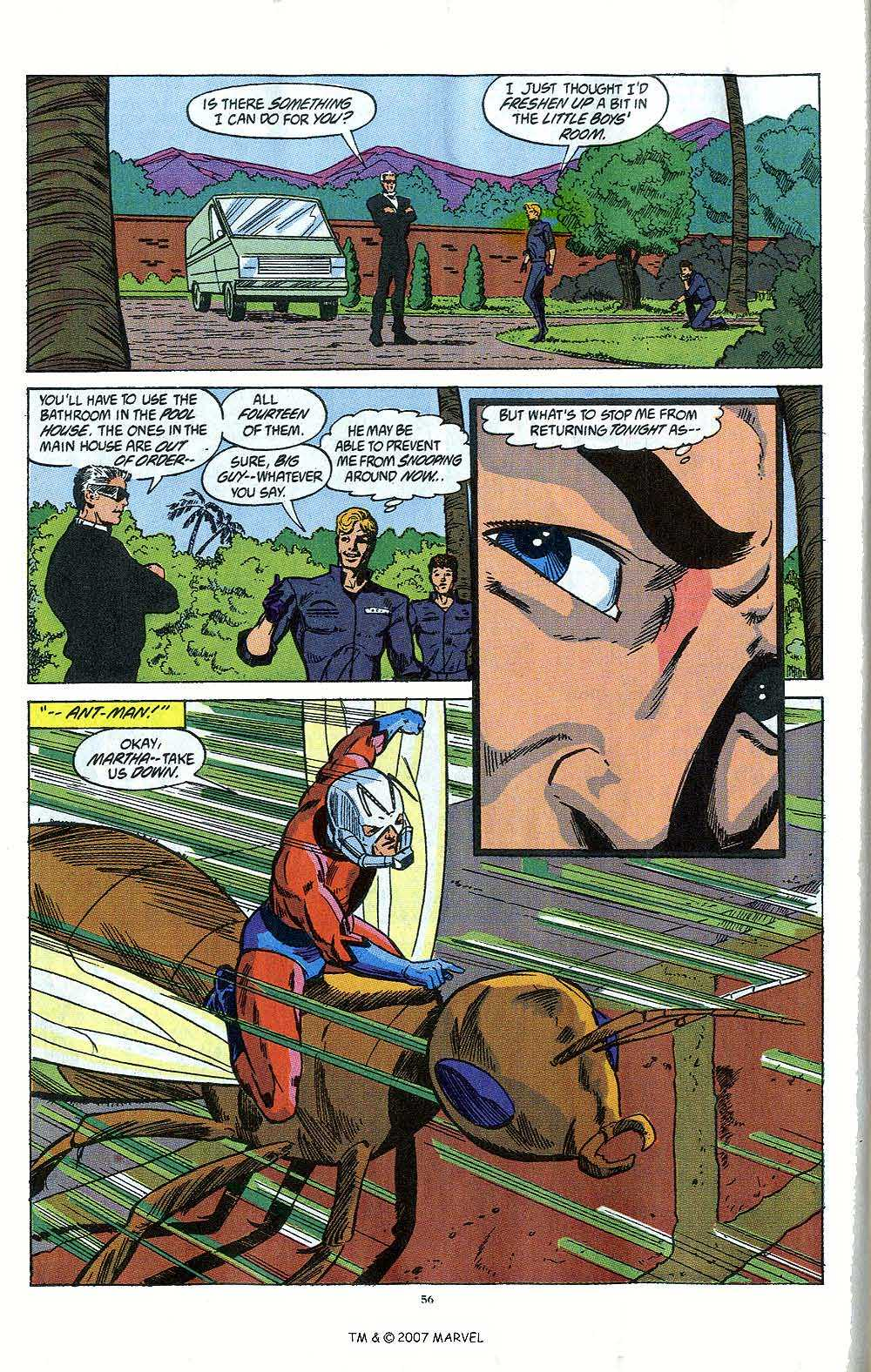 Iron Man Annual issue 12 - Page 58