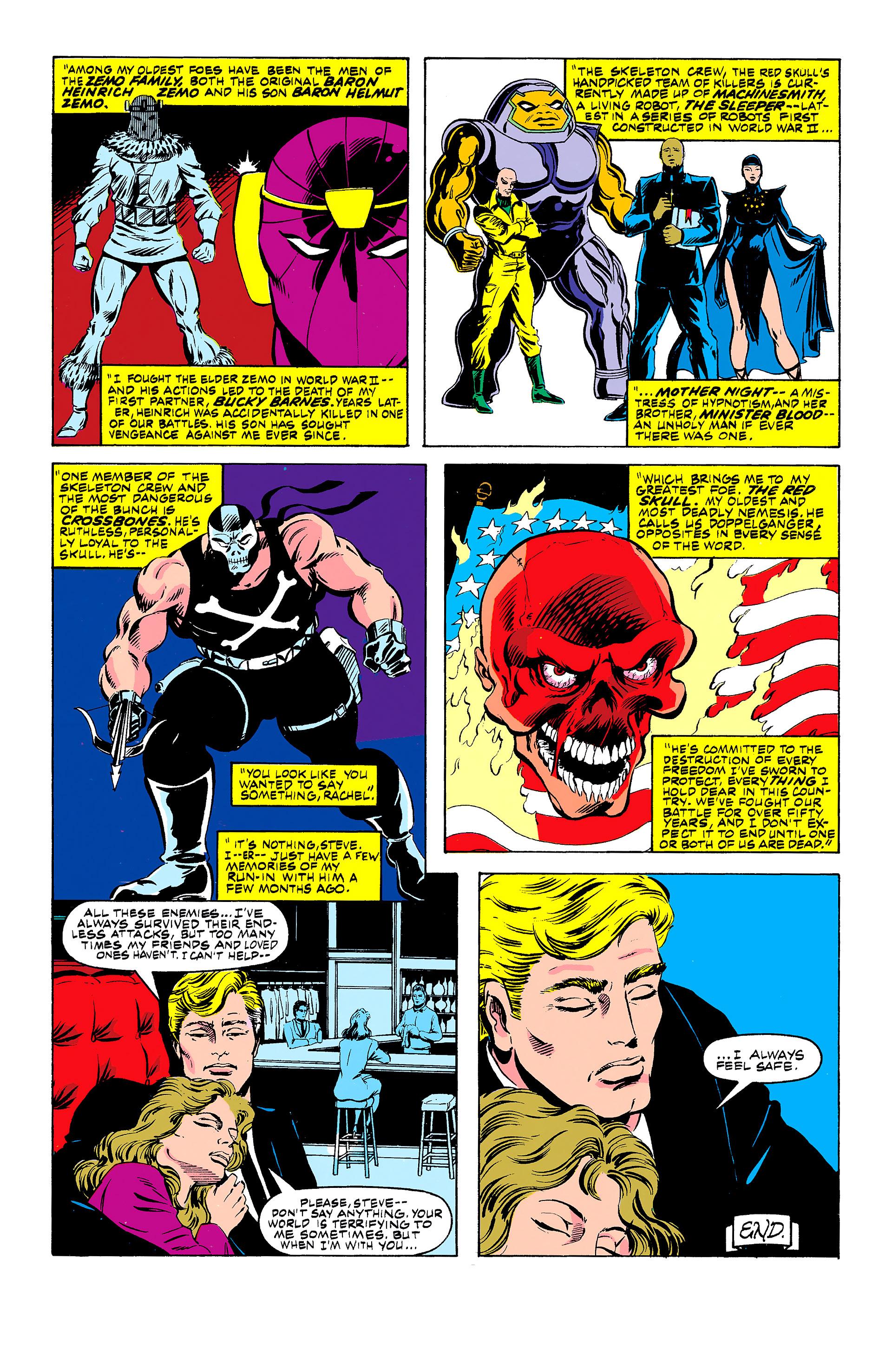 Read online Captain America (1968) comic -  Issue # _Annual 11 - 29