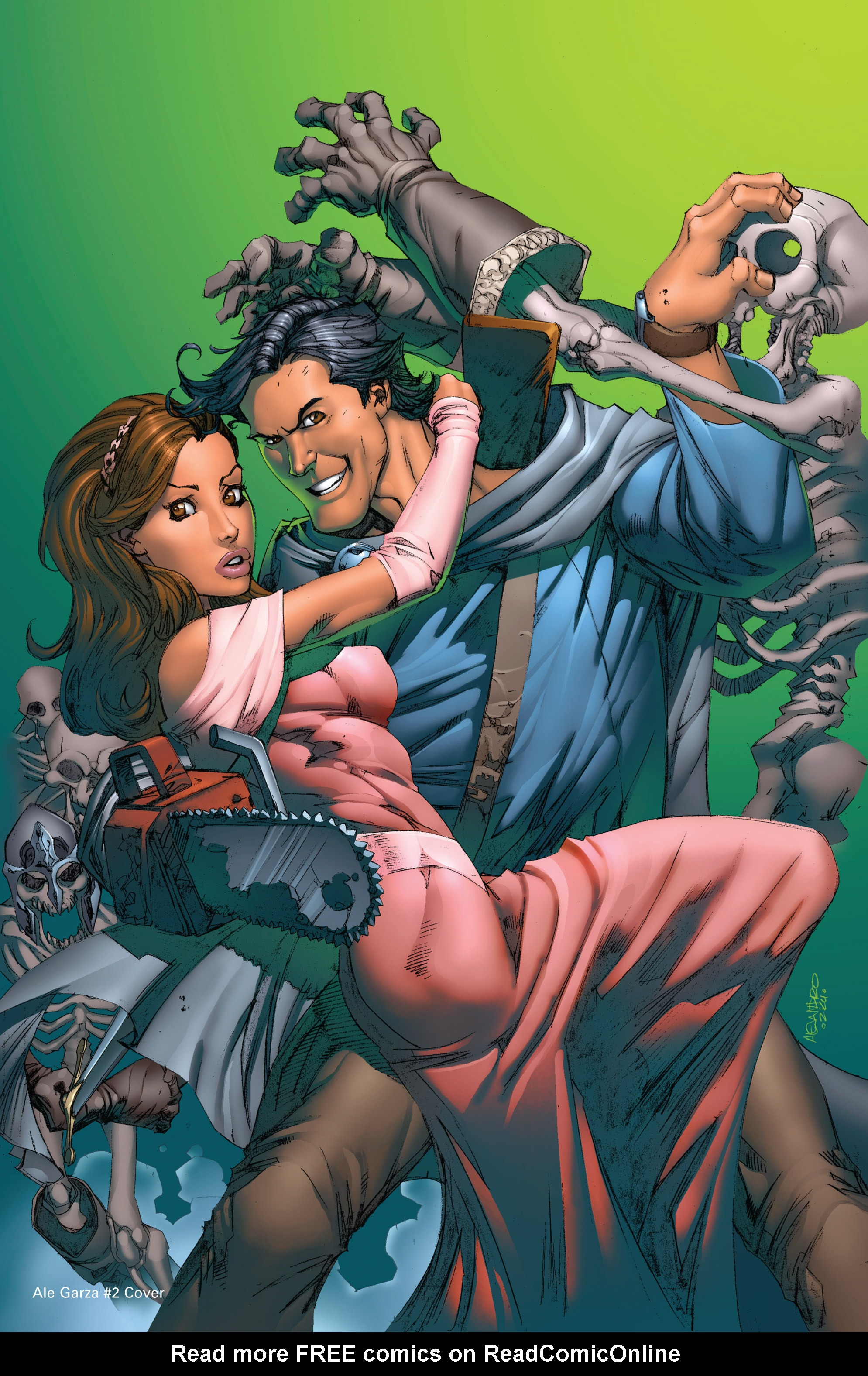 Read online Army of Darkness: Shop Till You Drop Dead comic -  Issue #Army of Darkness: Shop Till You Drop Dead TPB - 114