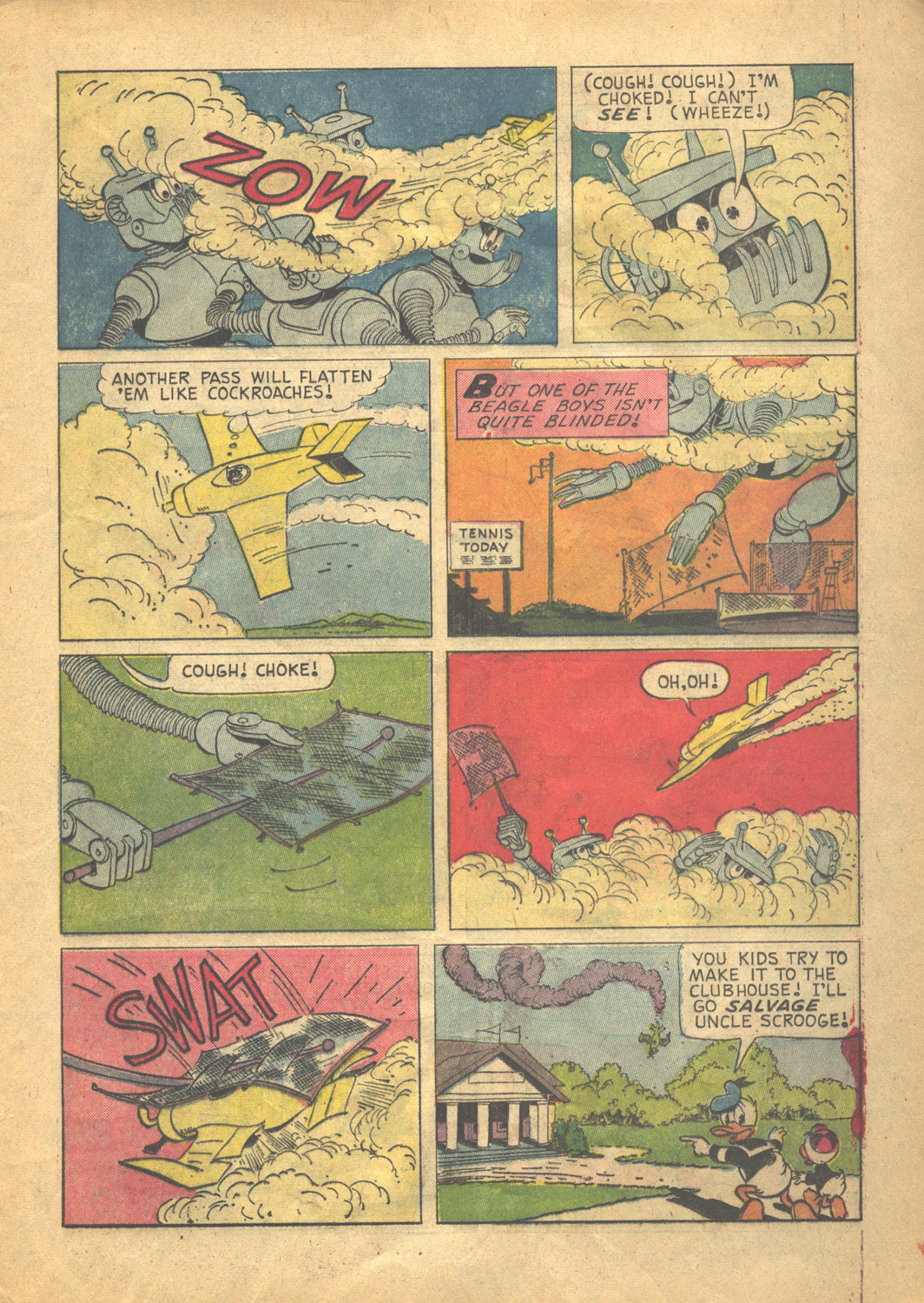 Read online Uncle Scrooge (1953) comic -  Issue #58 - 17