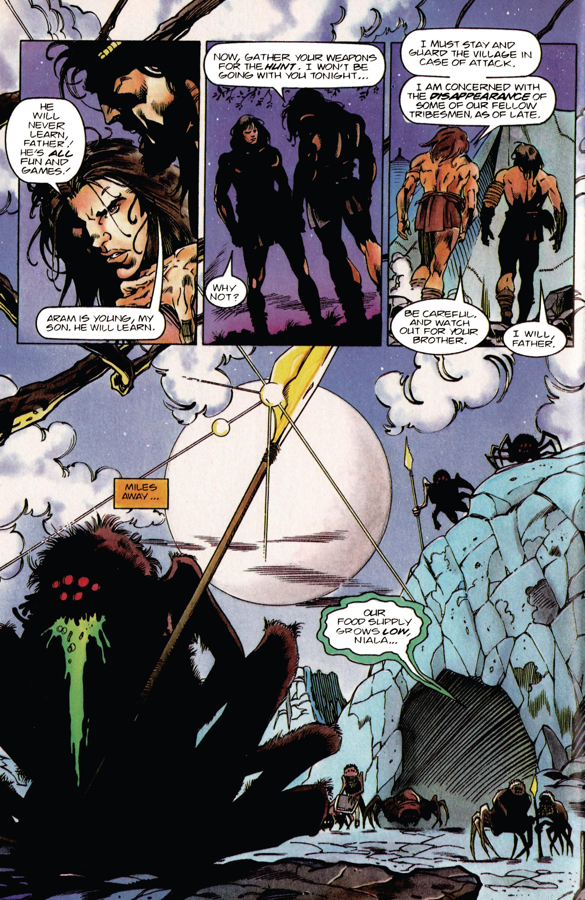 Read online Eternal Warrior (1992) comic -  Issue #37 - 9