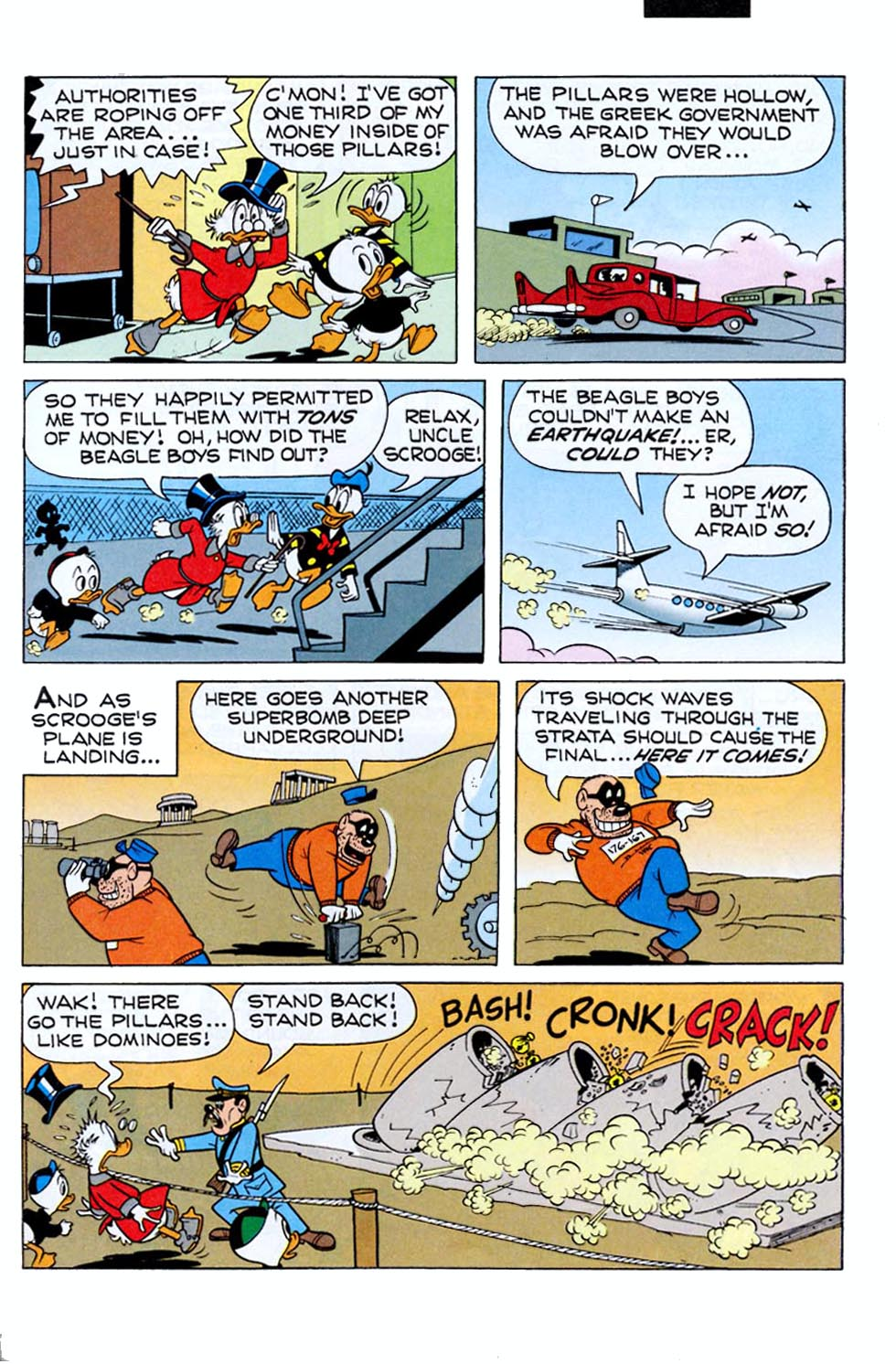 Read online Uncle Scrooge (1953) comic -  Issue #290 - 25