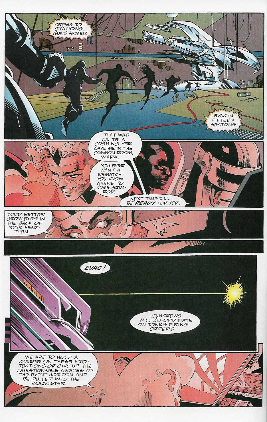 Alien Legion: On the Edge issue 2 - Page 39