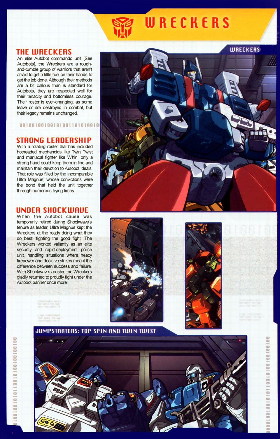Read online Transformers: More than Meets the Eye comic -  Issue #8 - 56