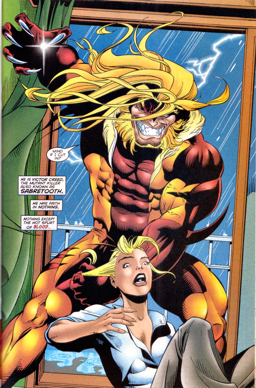 Read online X-Factor (1986) comic -  Issue #142 - 16