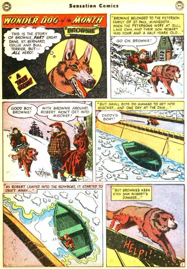 Read online Sensation (Mystery) Comics comic -  Issue #92 - 25
