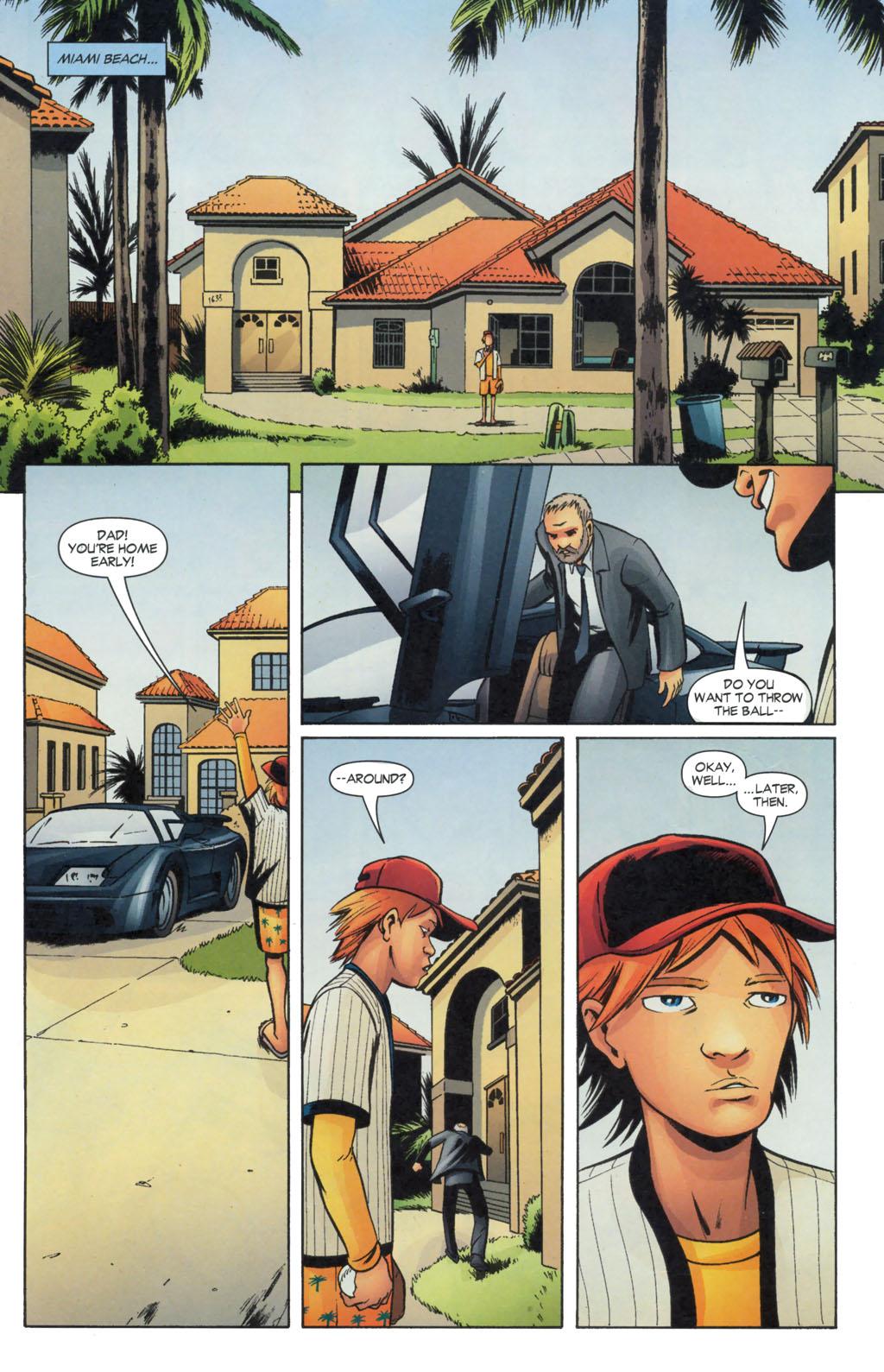 Read online Fallen Angel (2003) comic -  Issue #13 - 2