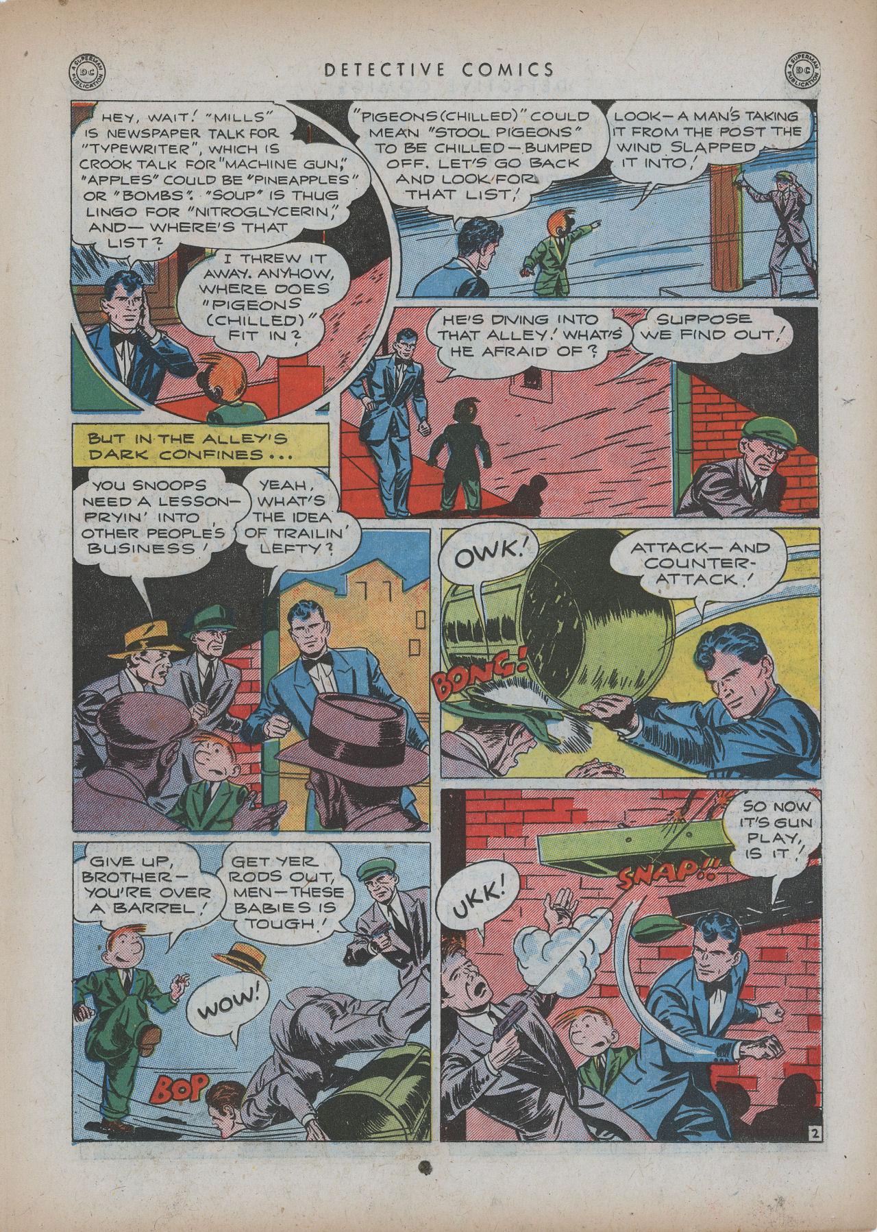 Detective Comics (1937) 96 Page 16