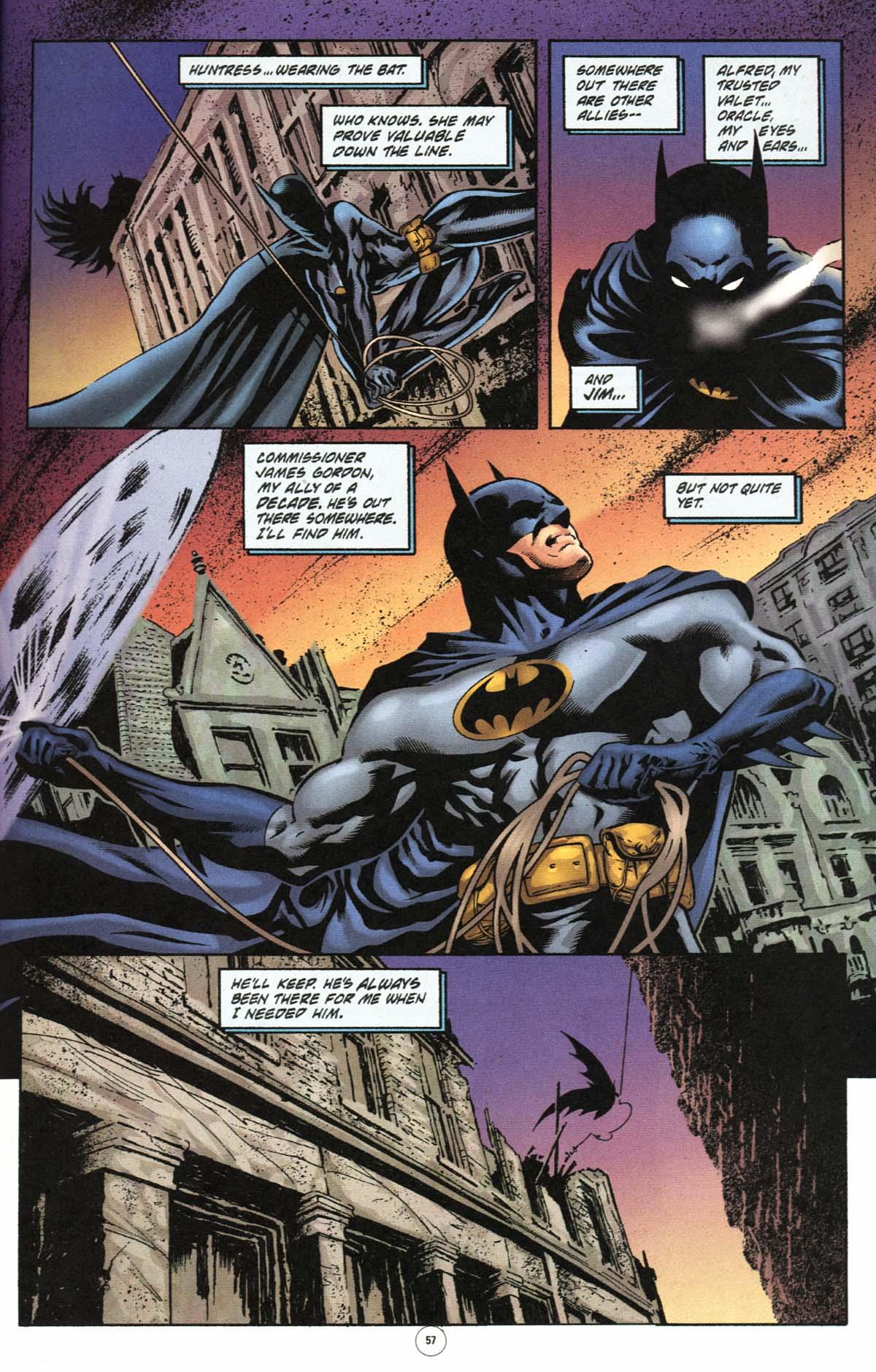 Read online Batman: No Man's Land comic -  Issue #0 - 53