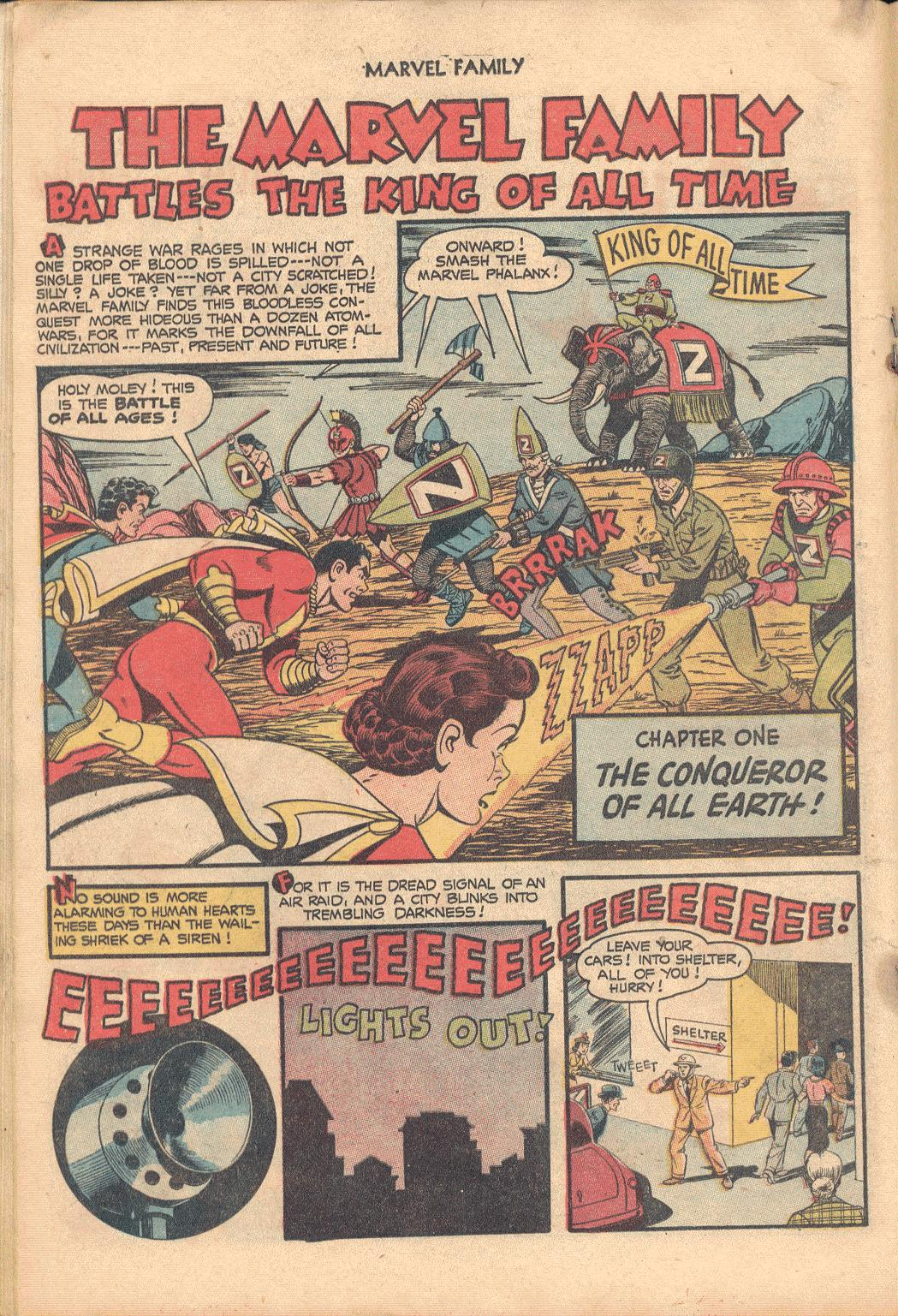 The Marvel Family issue 88 - Page 18