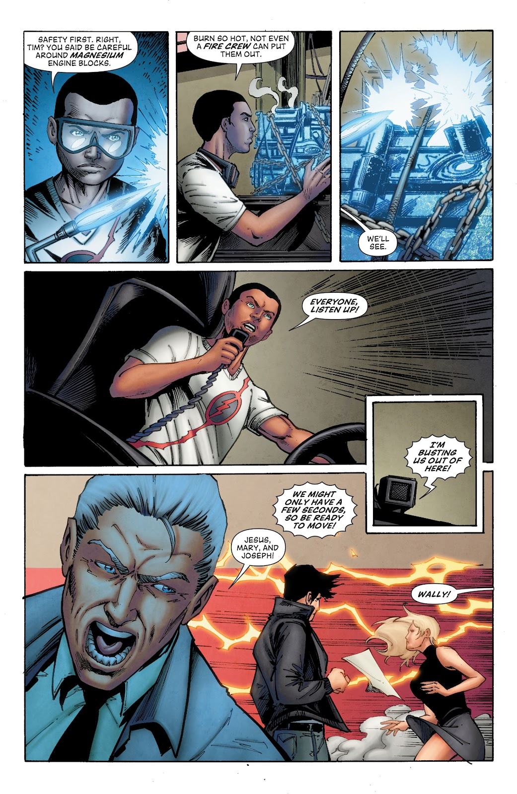 Read online The Flash (2011) comic -  Issue # _TPB 8 (Part 2) - 49
