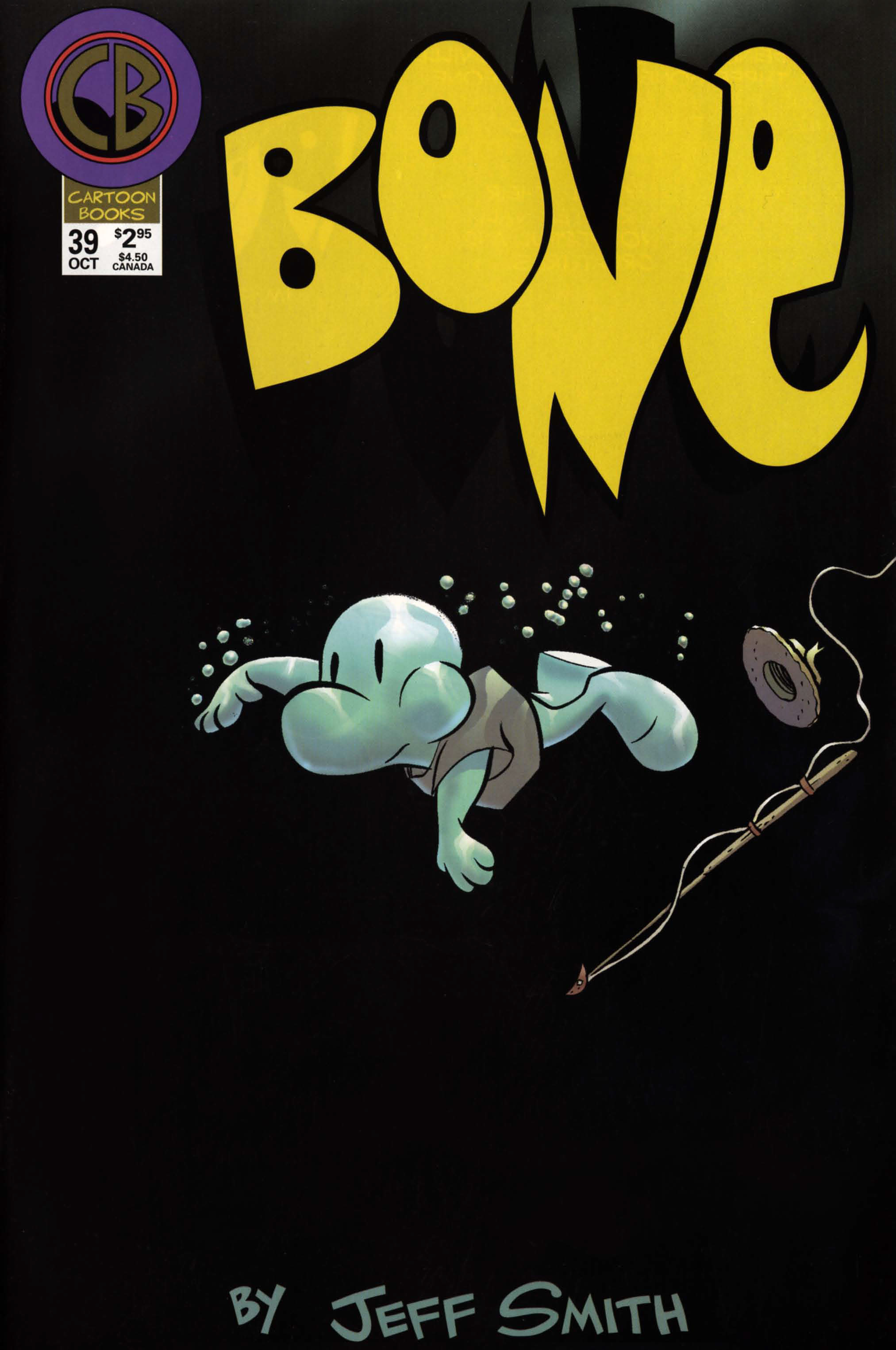 Bone 1991 Issue 39