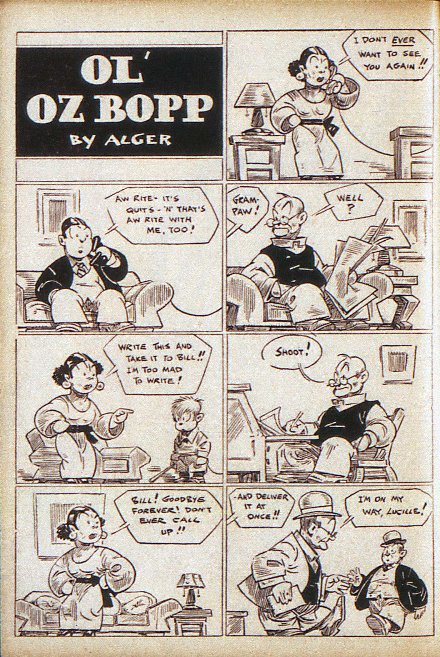 Read online Adventure Comics (1938) comic -  Issue #10 - 41