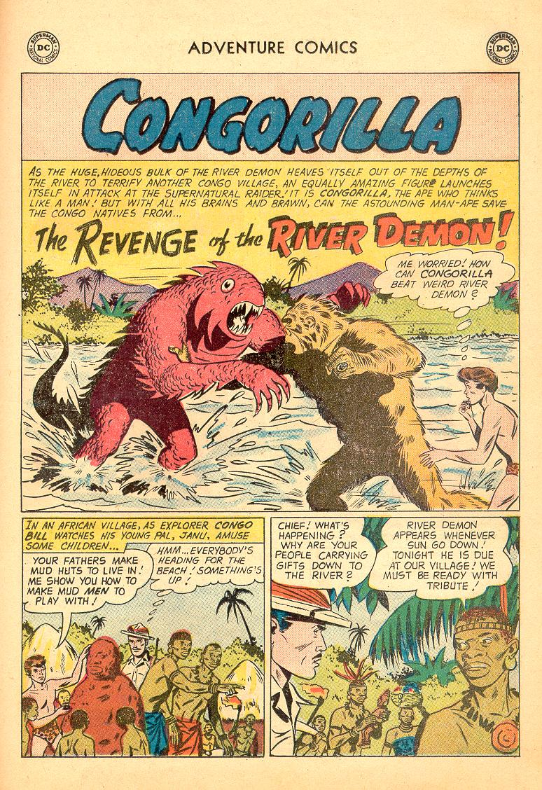Read online Adventure Comics (1938) comic -  Issue #274 - 27