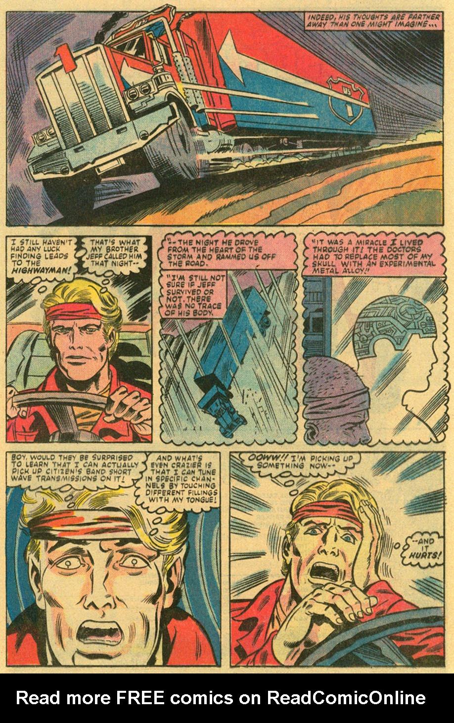 Read online U.S. 1 comic -  Issue #2 - 15