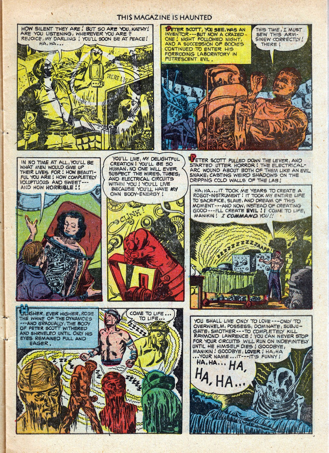Read online This Magazine Is Haunted comic -  Issue #11 - 7