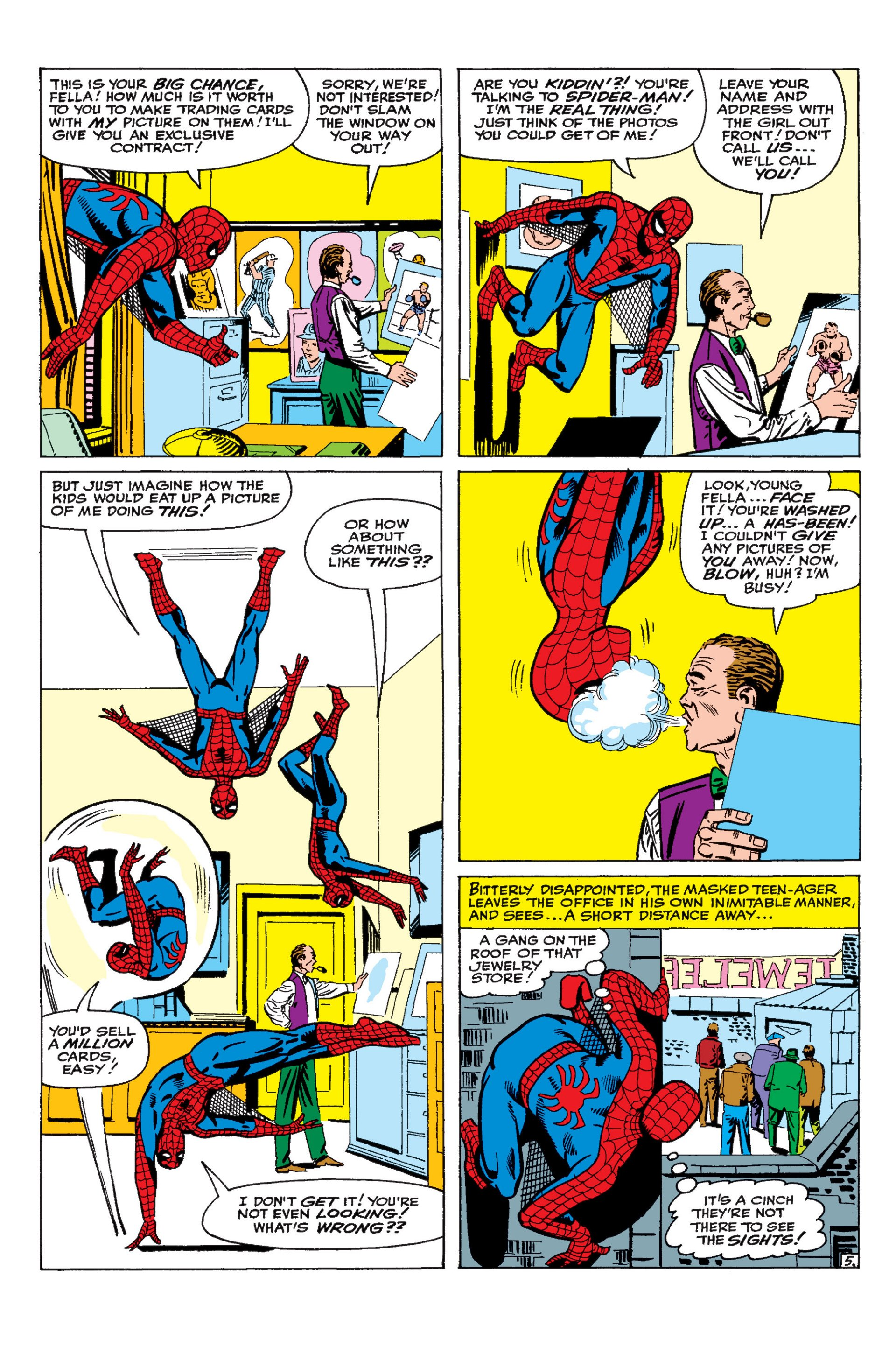 The Amazing Spider-Man (1963) 18 Page 5