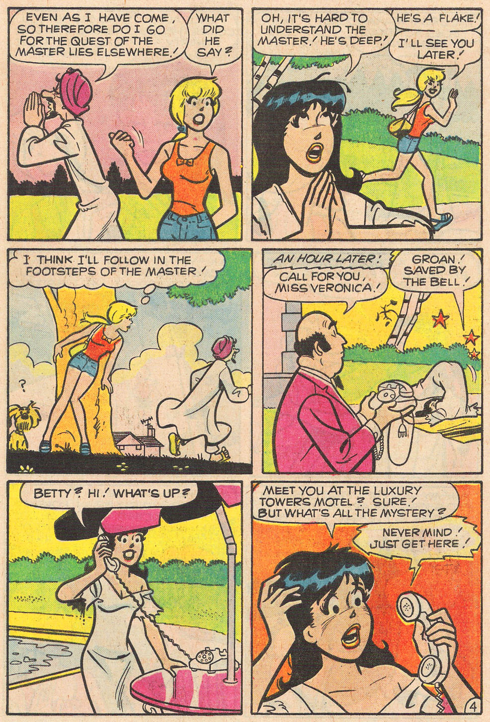 Read online Archie's Girls Betty and Veronica comic -  Issue #251 - 32