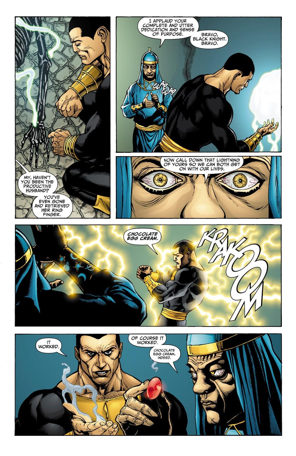 Black Adam: The Dark Age issue 6 - Page 14