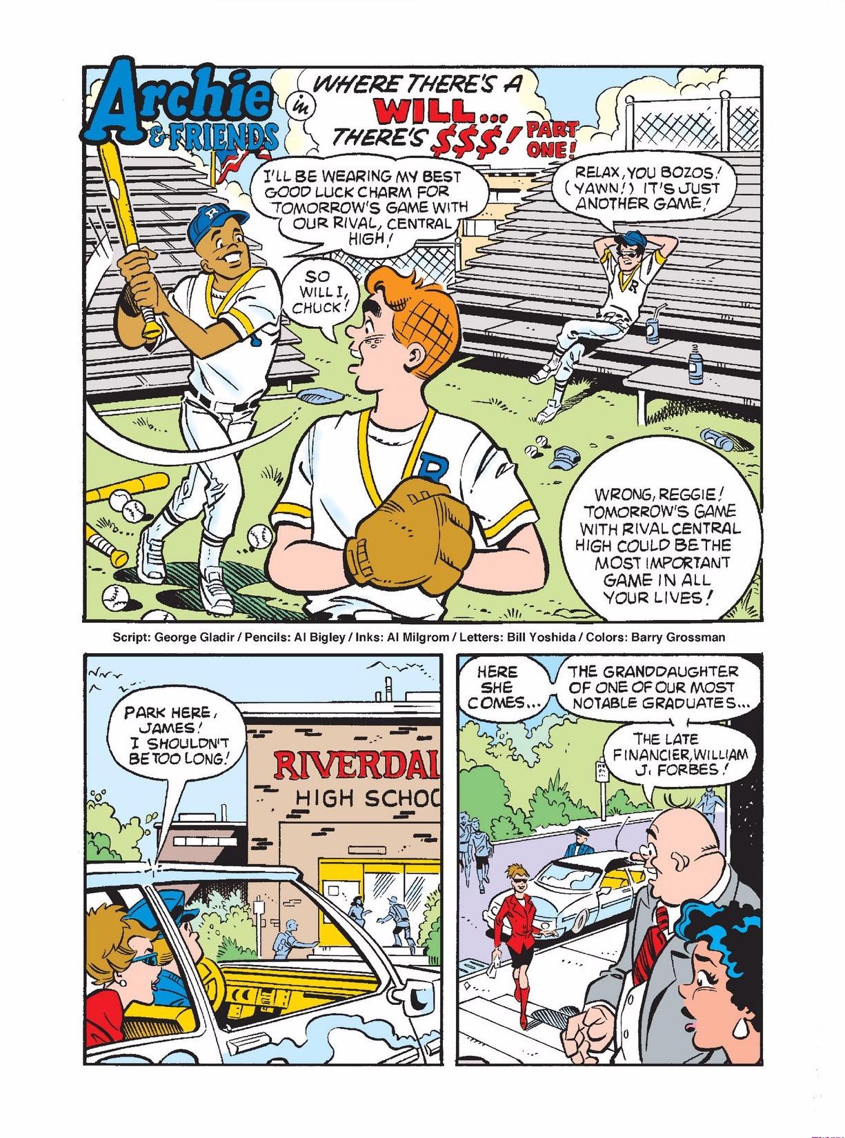 Read online Archie 1000 Page Comics Bonanza comic -  Issue #3 (Part 1) - 162