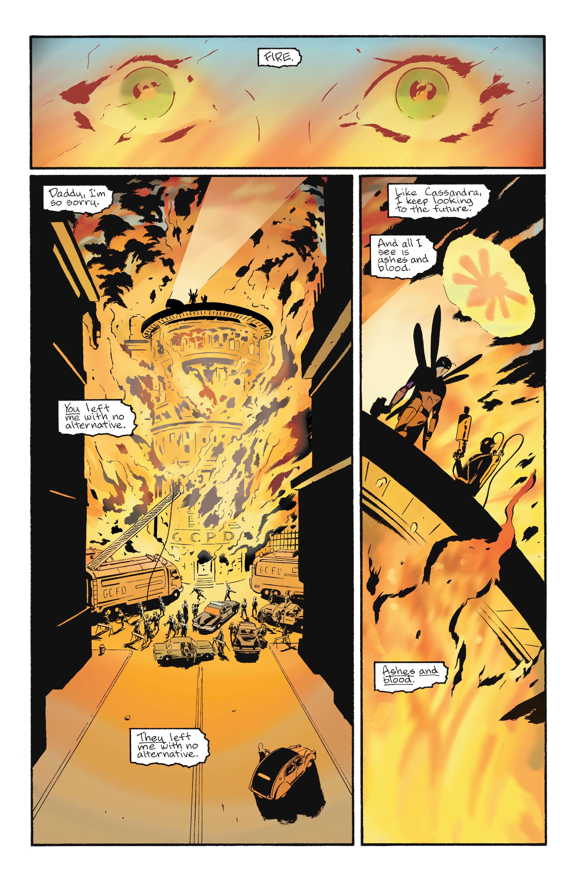 Read online Batgirl/Robin: Year One comic -  Issue # TPB 2 - 175