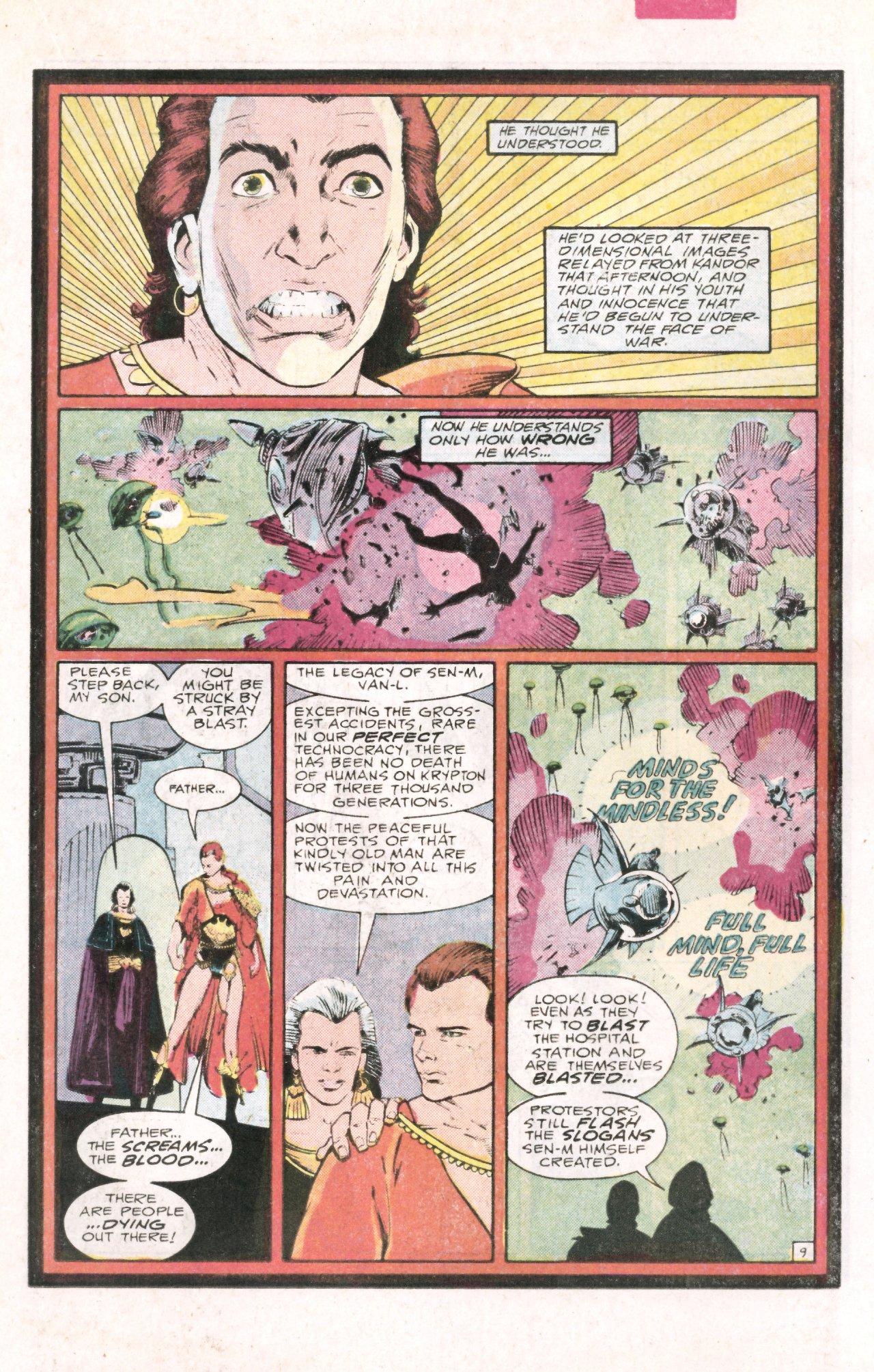 Read online World of Krypton comic -  Issue #2 - 17