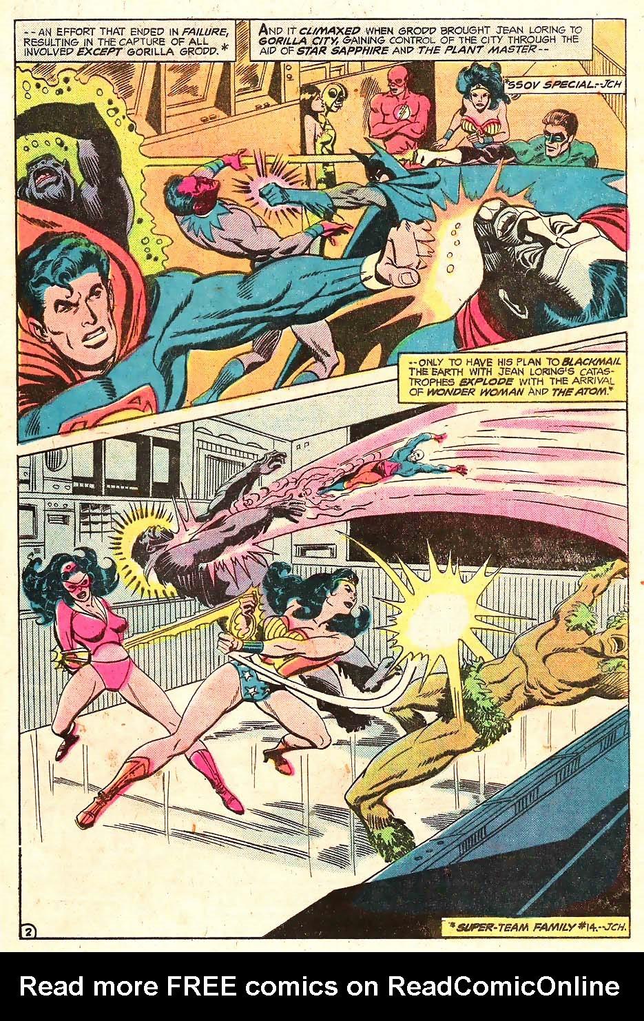 Read online Secret Society of Super-Villains comic -  Issue #11 - 3