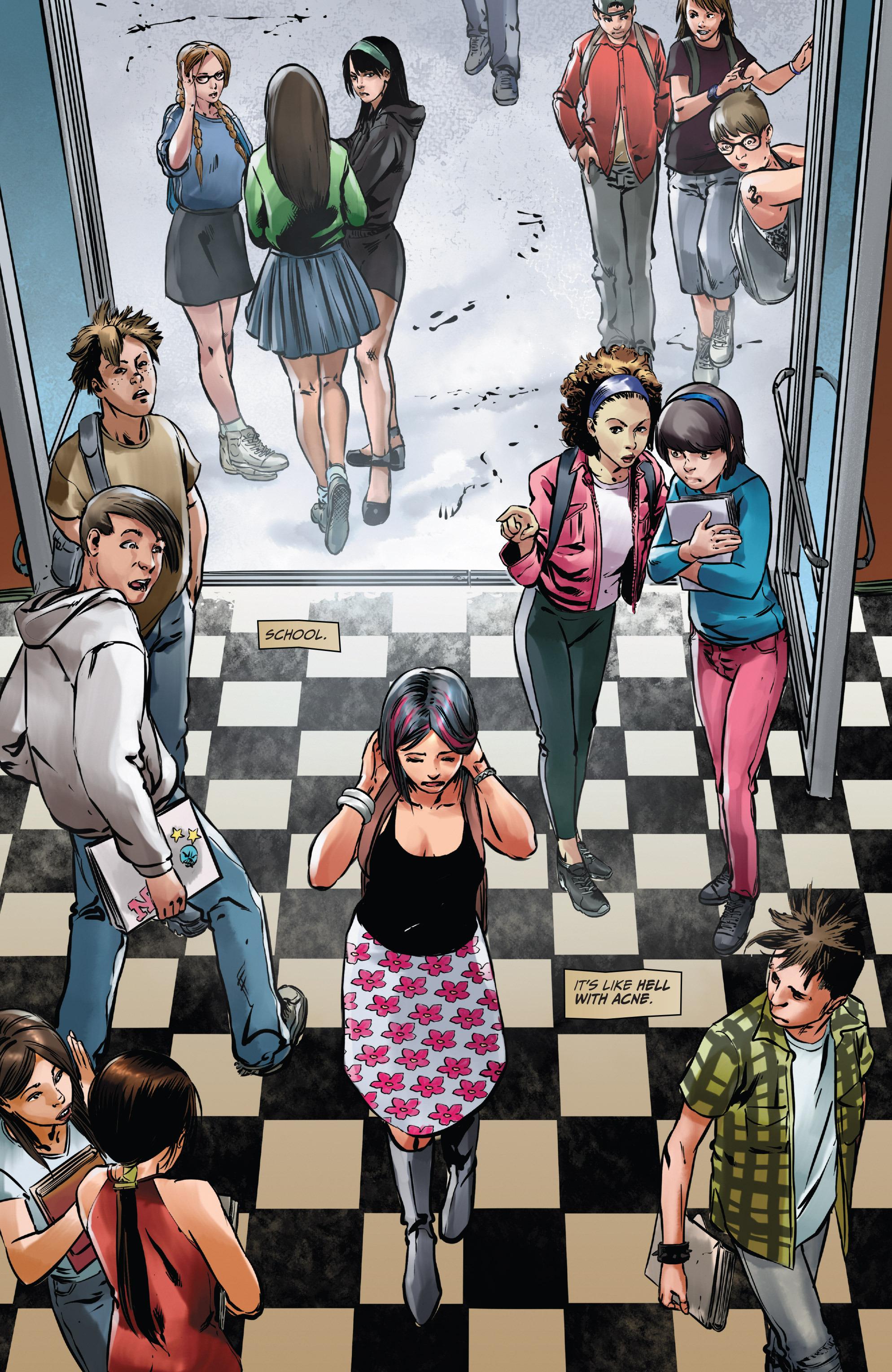 Read online Mercy Thompson comic -  Issue #2 - 3