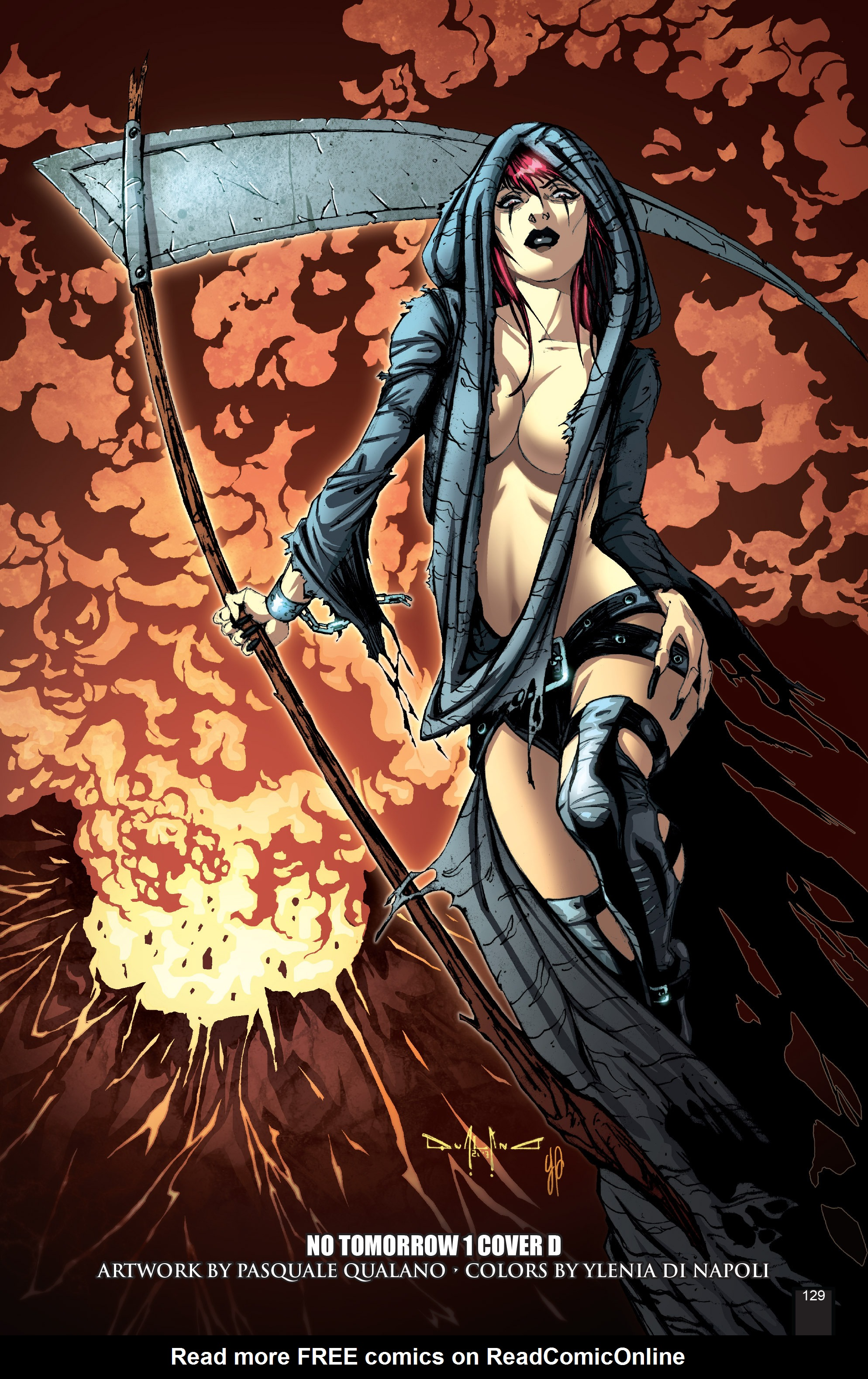 Read online Grimm Fairy Tales presents No Tomorrow comic -  Issue # TPB - 119