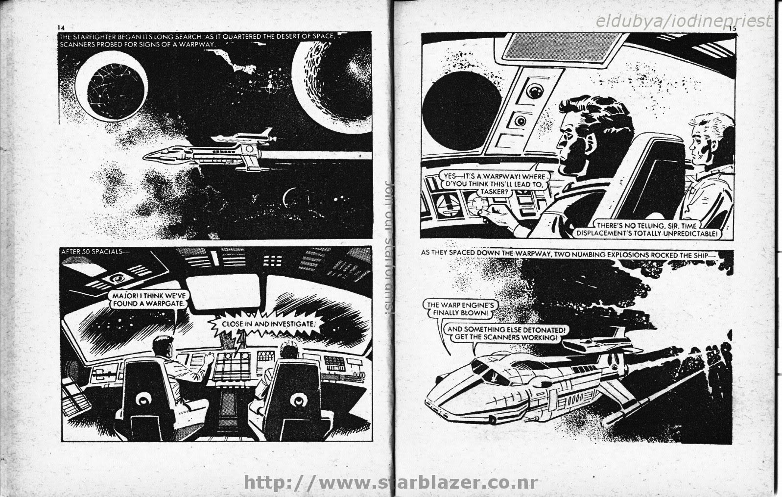 Starblazer issue 60 - Page 9