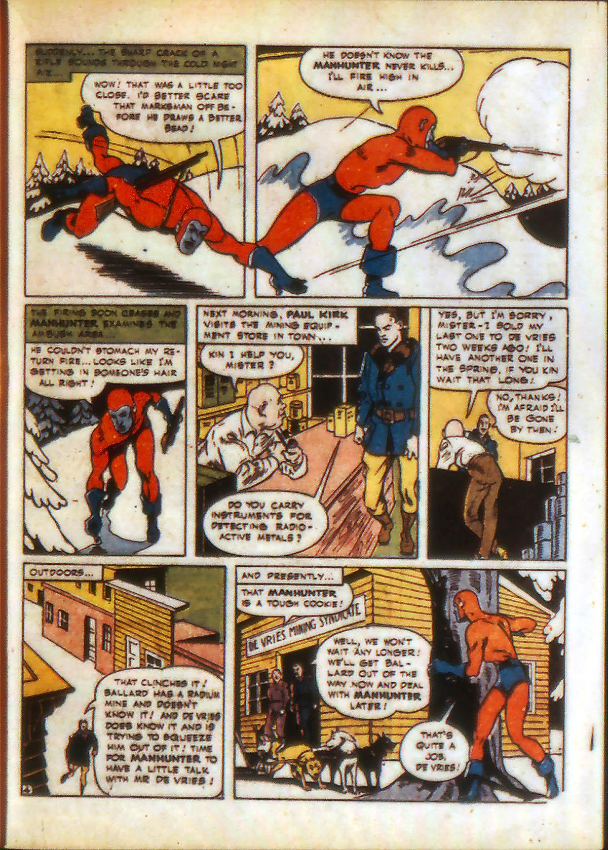Read online Adventure Comics (1938) comic -  Issue #88 - 43