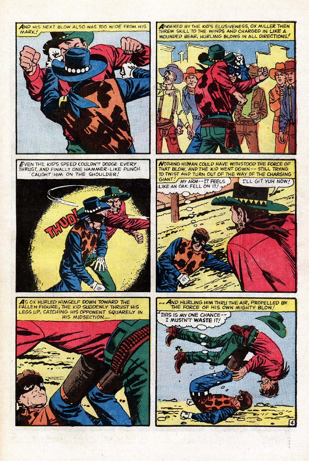 The Mighty Marvel Western issue 15 - Page 37