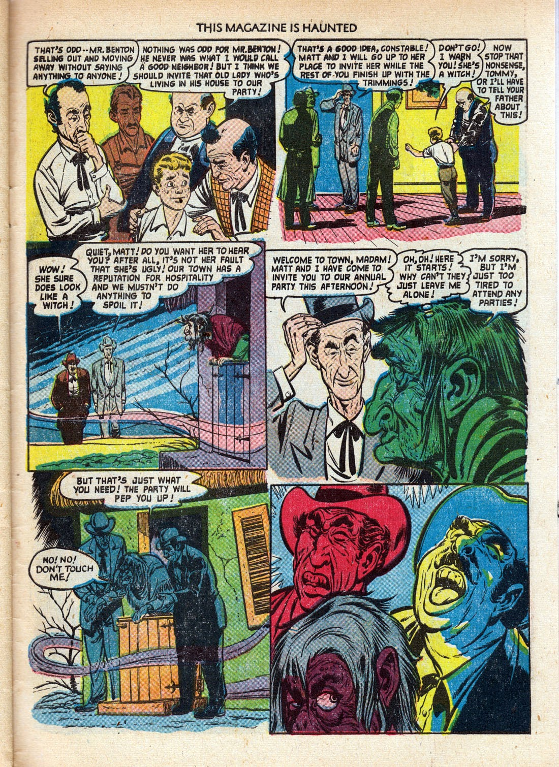 Read online This Magazine Is Haunted comic -  Issue #11 - 31