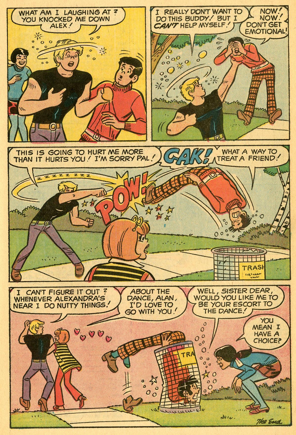 Read online She's Josie comic -  Issue #47 - 11