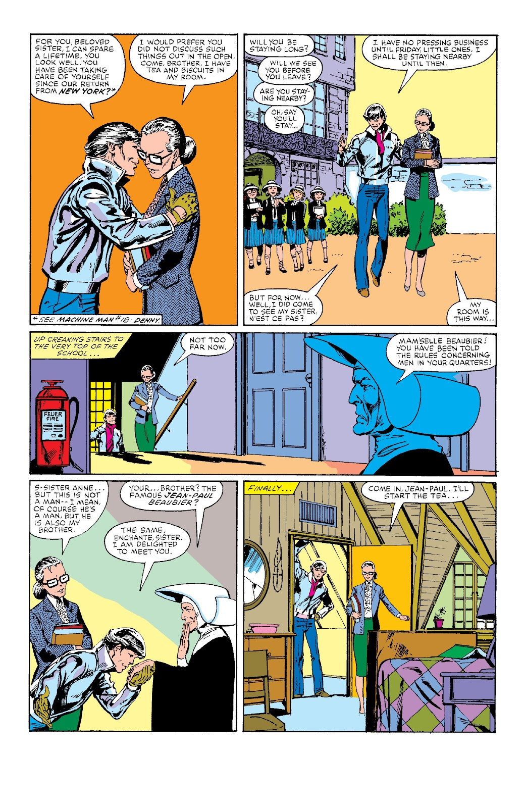 Alpha Flight (1983) issue _Facsimile_Edition_1 - Page 13