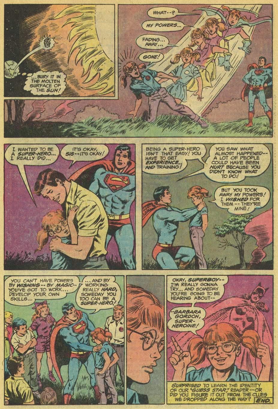 Read online Adventure Comics (1938) comic -  Issue #453 - 21