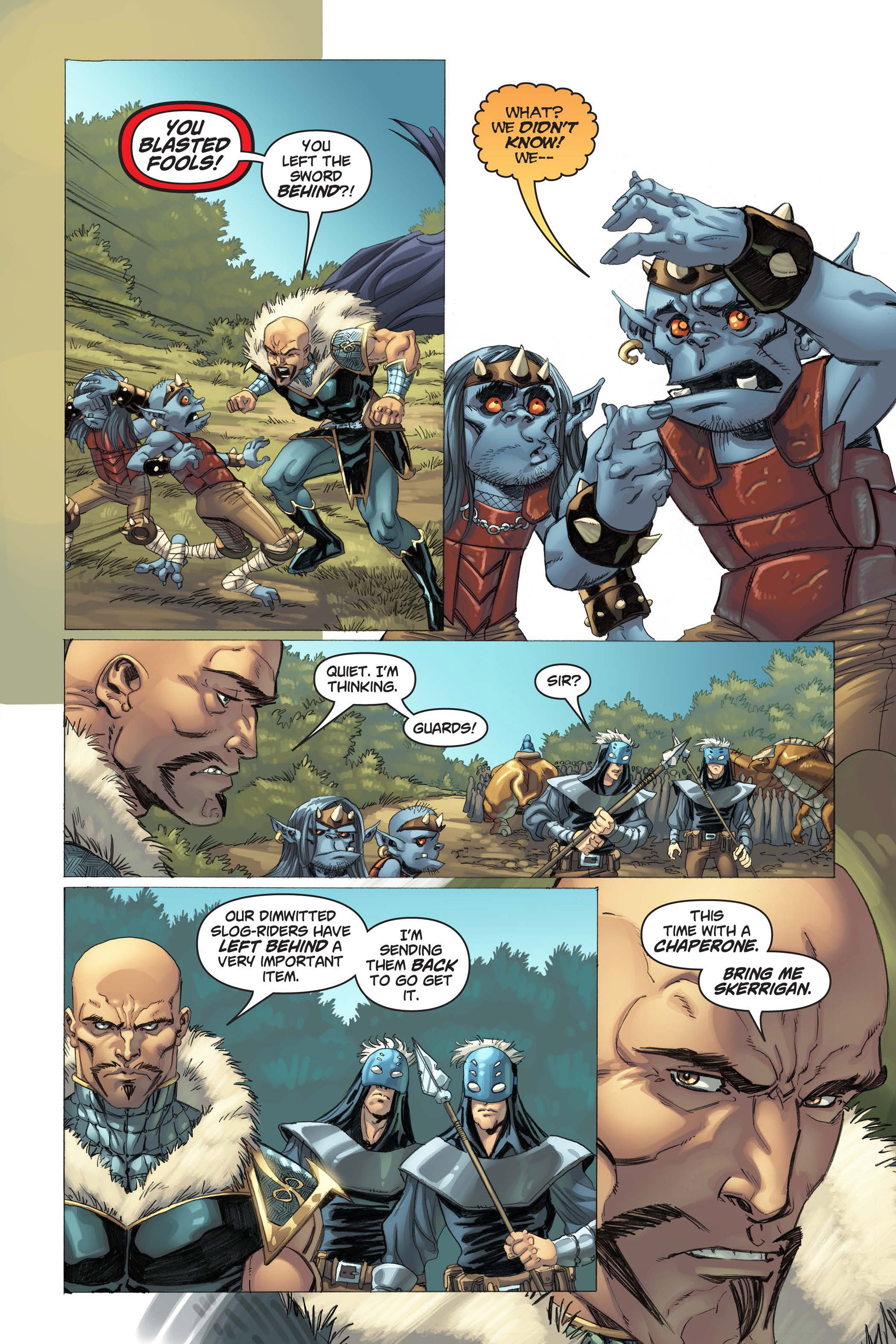 Read online Skyward comic -  Issue #3 - 8