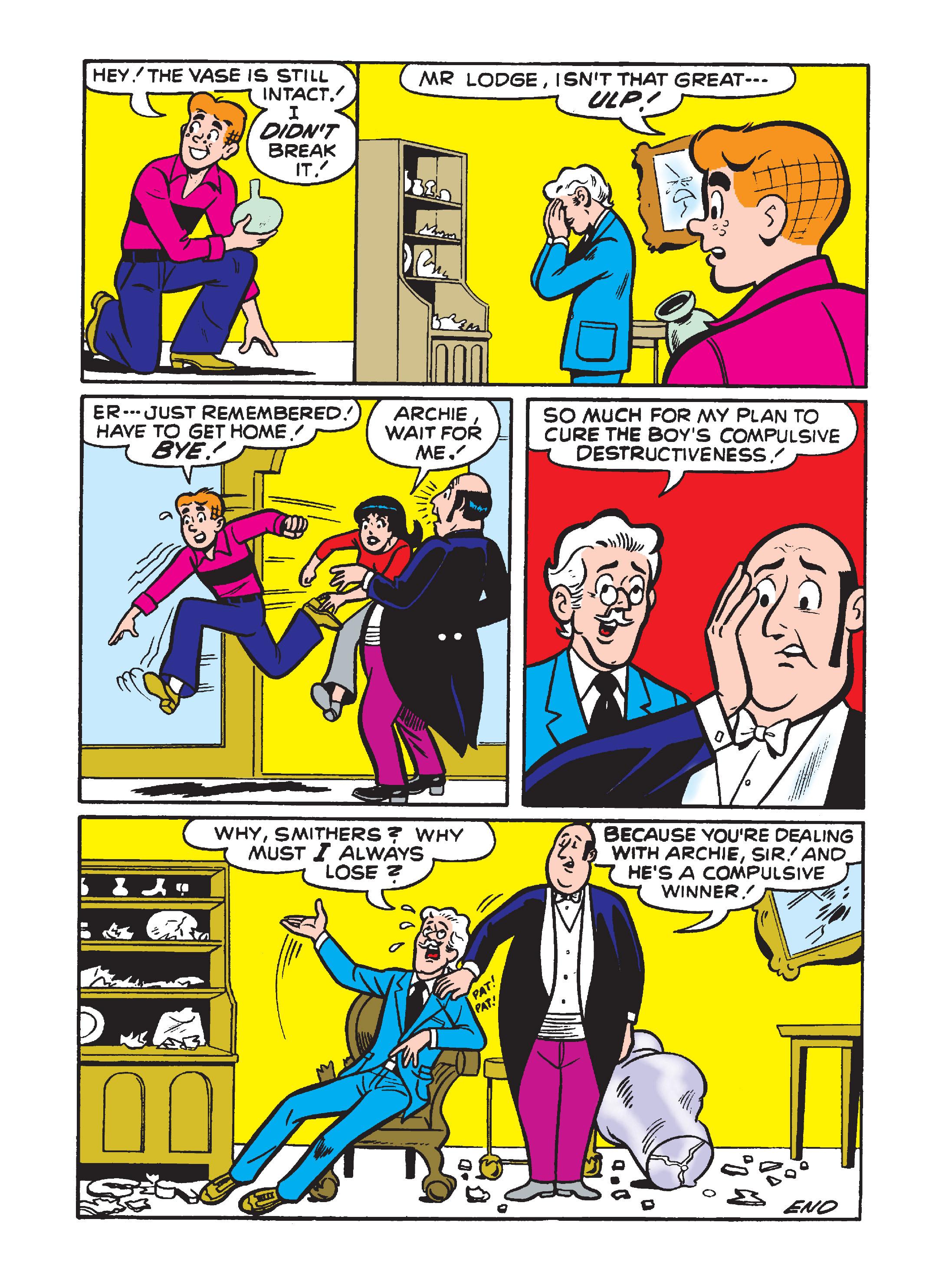 Read online Archie 1000 Page Comics Bonanza comic -  Issue #1 (Part 1) - 99