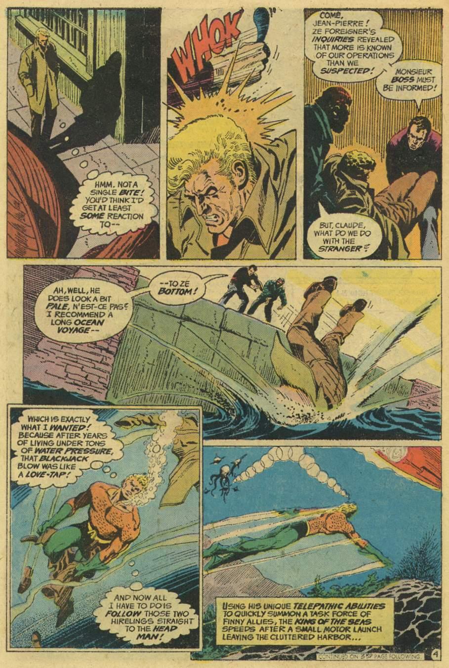 Read online Adventure Comics (1938) comic -  Issue #443 - 6