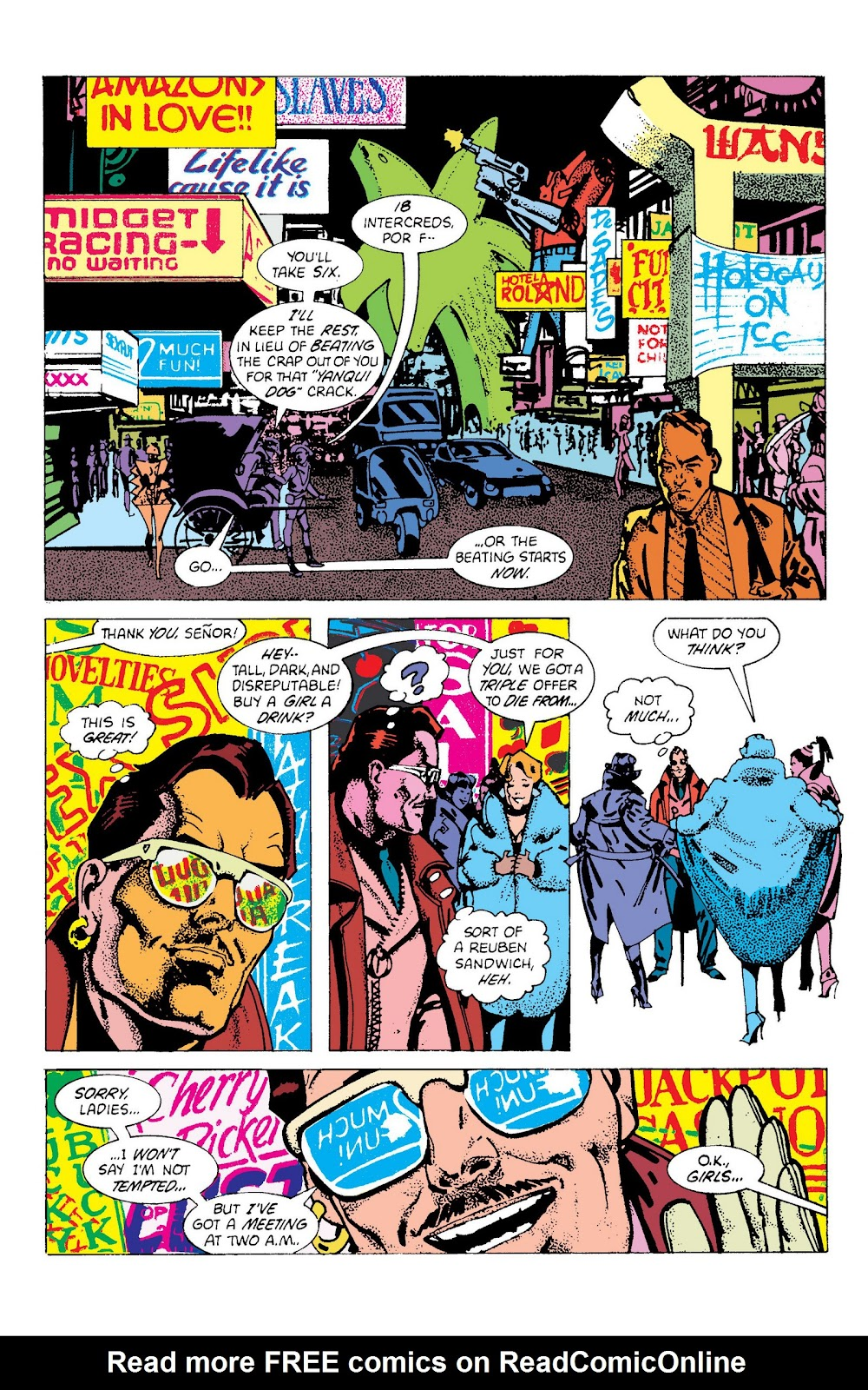 American Flagg! issue Definitive Collection (Part 2) - Page 52