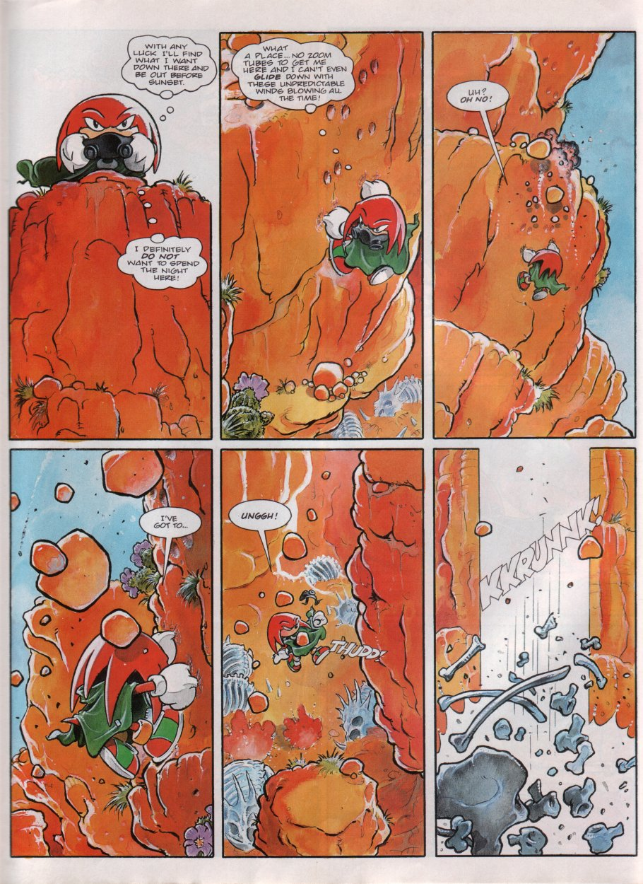 Read online Sonic the Comic comic -  Issue #69 - 18